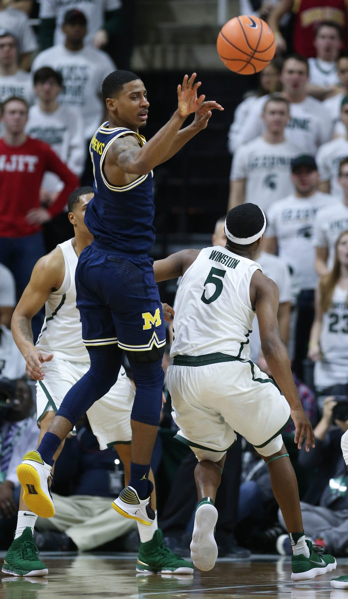 Michigan State vs  Michigan basketball: Scouting report, predictions