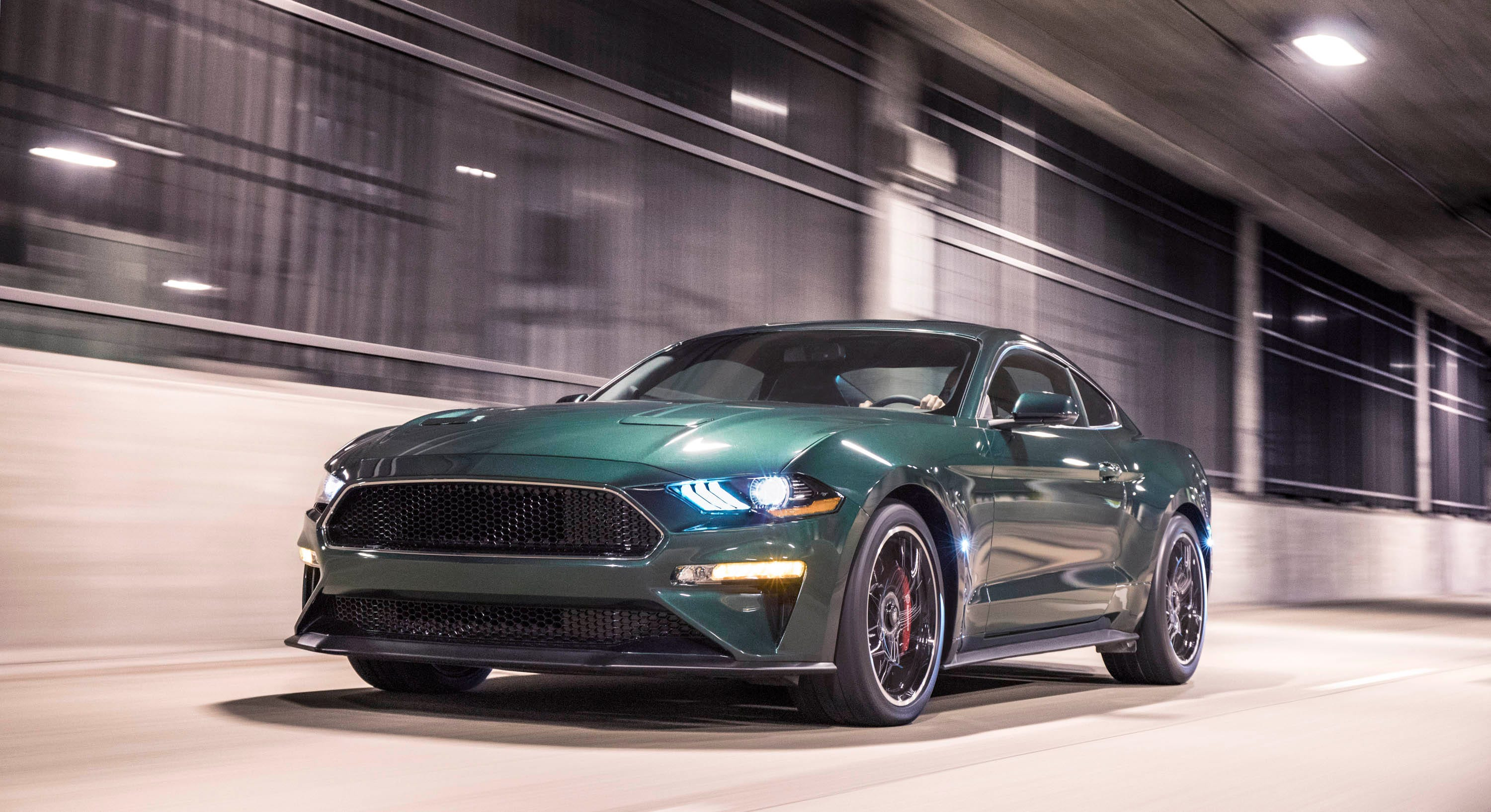 Ford launches a new 39 bullitt 39 mustang and for Ford motor company employment verification