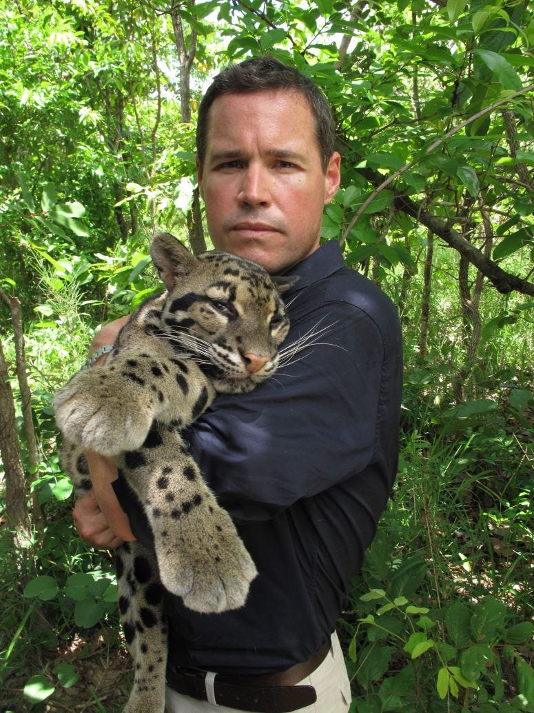 636516963938951040-jeffcorwin Jeff Corwin to experience Brevard Zoo at Safari Under the Stars fundraiser