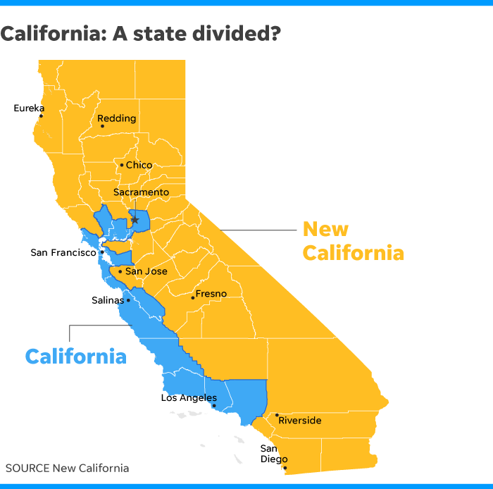 Image result for new california