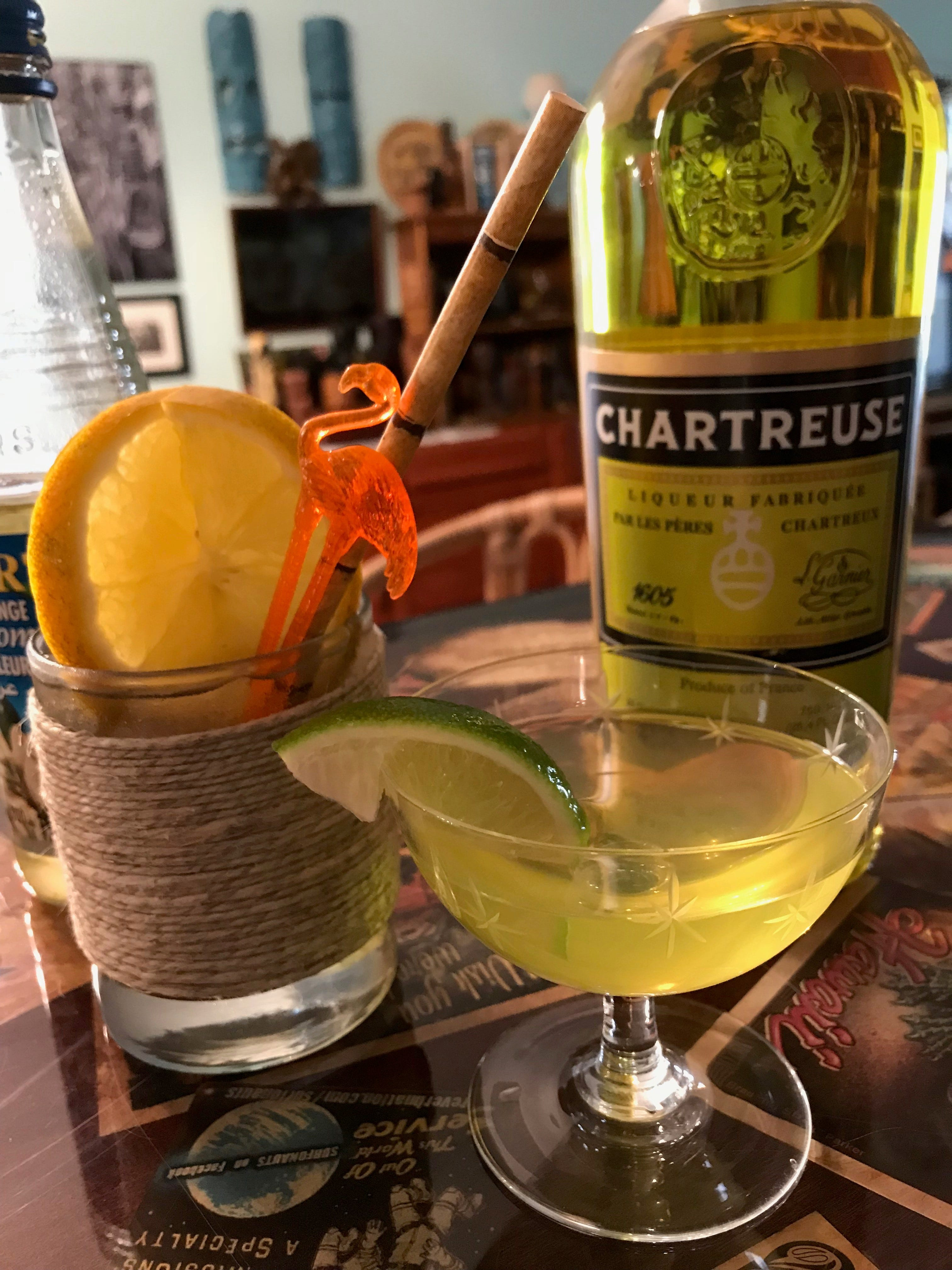 636517990429913008-CheersChartreuse Cheers! Take a sip of these 5 cocktail trends in 2018