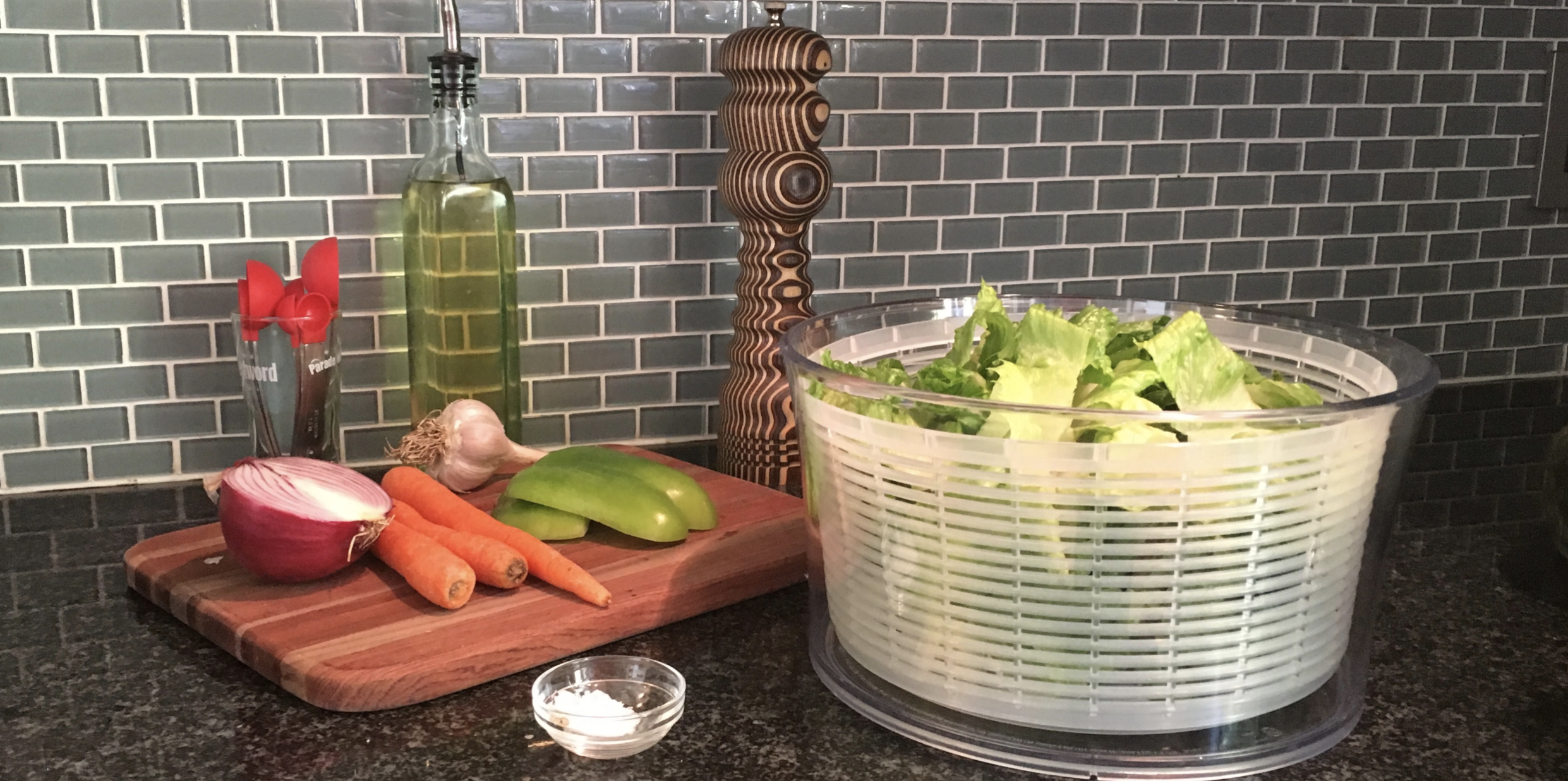 Is a salad spinner REALLY worth your money?