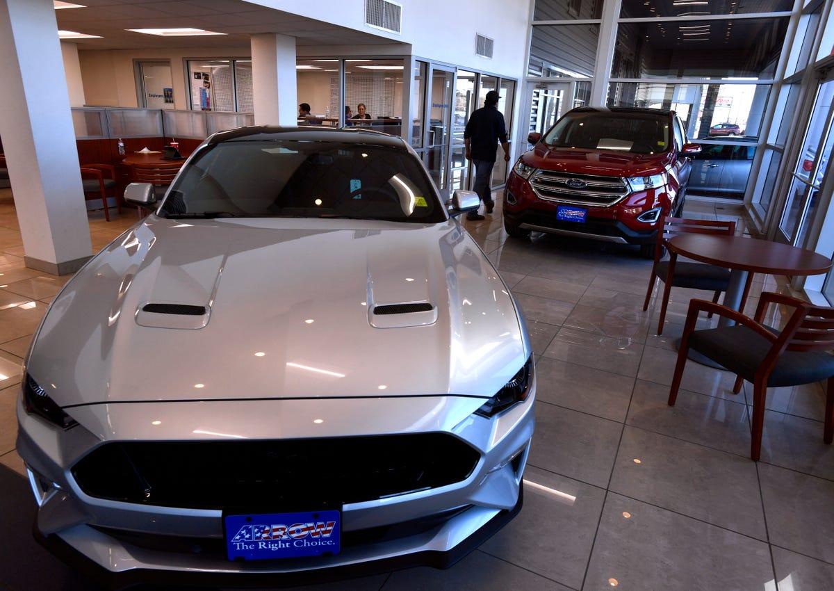 Arrow Ford Abilene >> Abilene S Arrow Ford Family Earns Every Bit Of Top Workforce Award