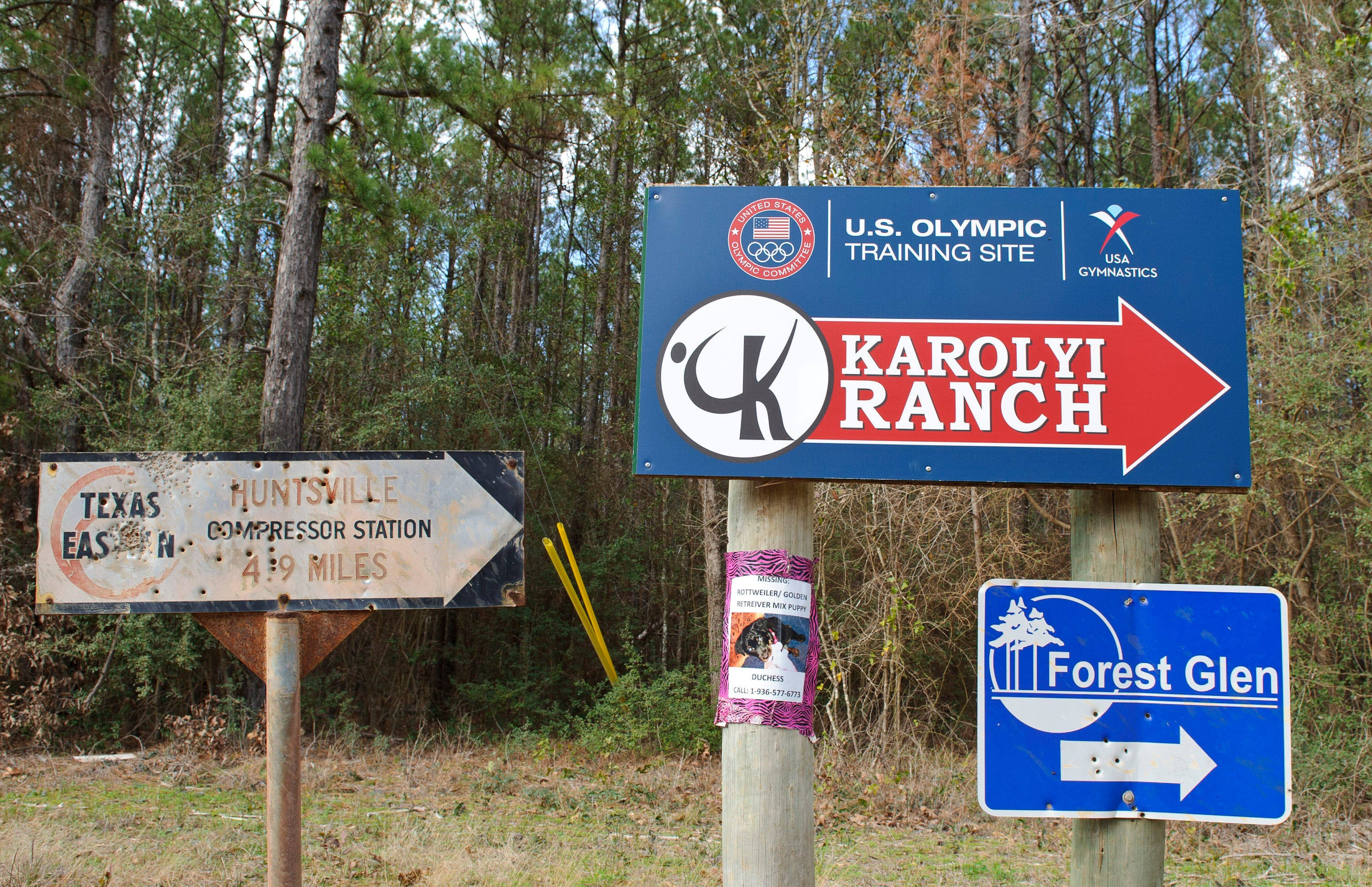 USA Gymnastics announces it's dropping Karolyi ranch for training camps amid criticism