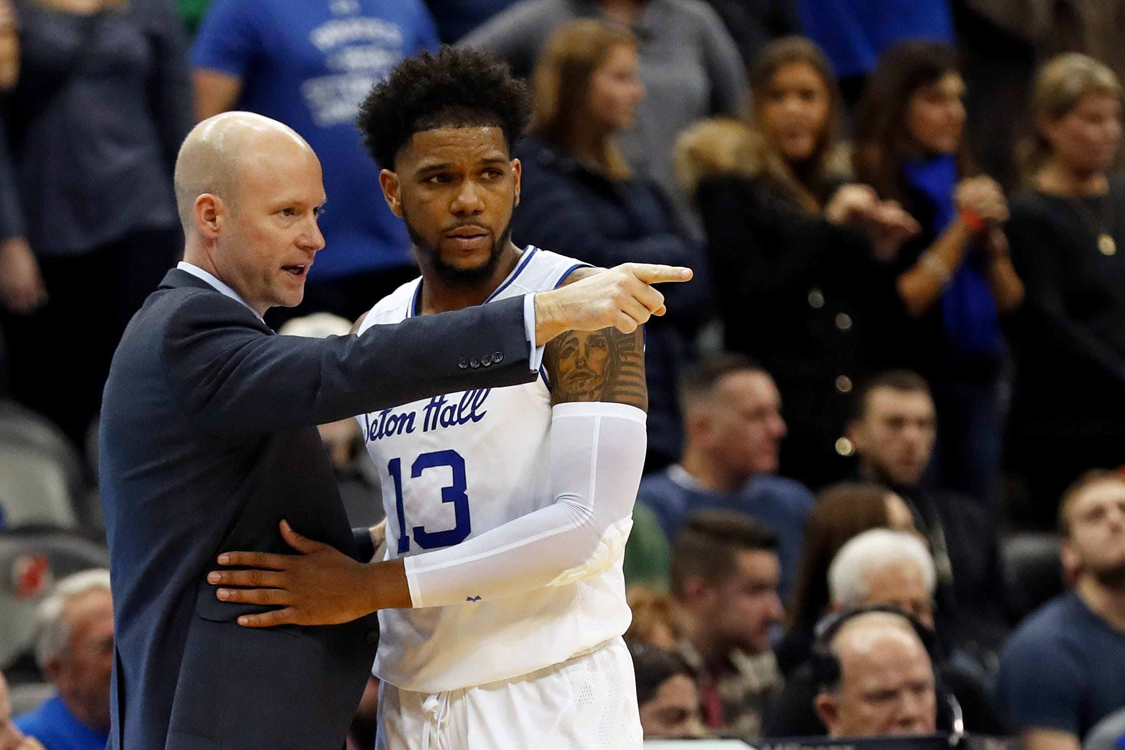 5e1669452f5 ... 2019 Seton Hall basketball  As Virginia Tech courts Kevin Willard