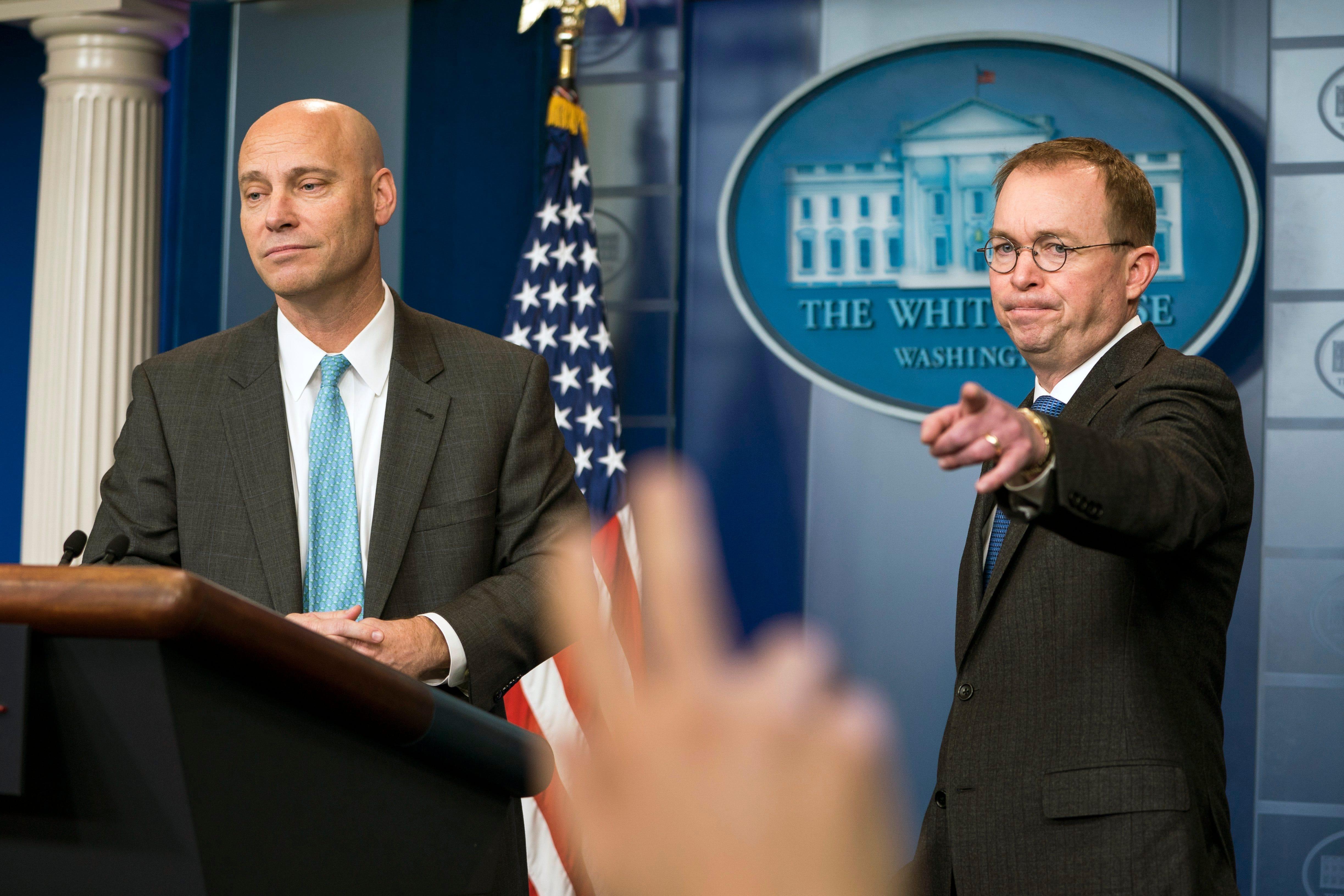 White House: This shutdown won't be like previous shutdowns