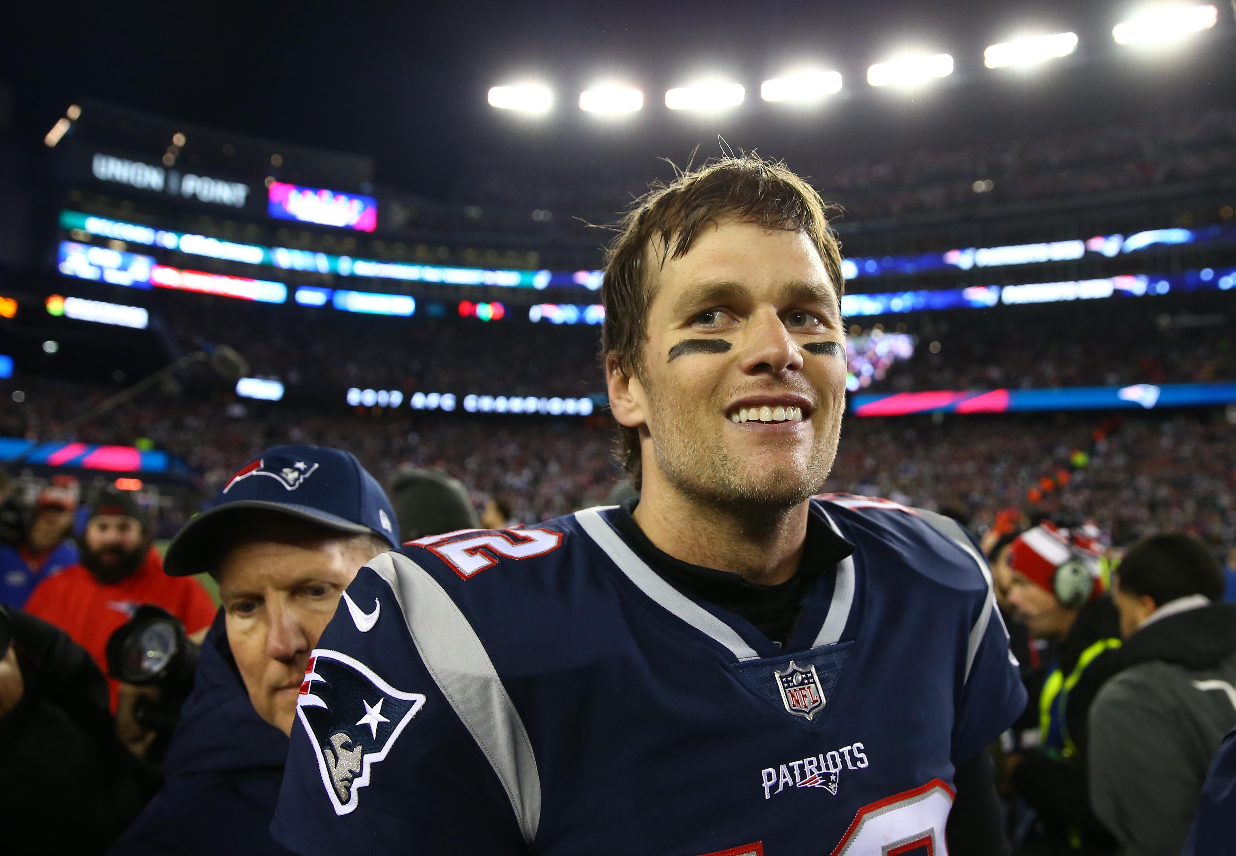 Patriots-Jaguars on CBS was highest-rating TV program since Super Bowl