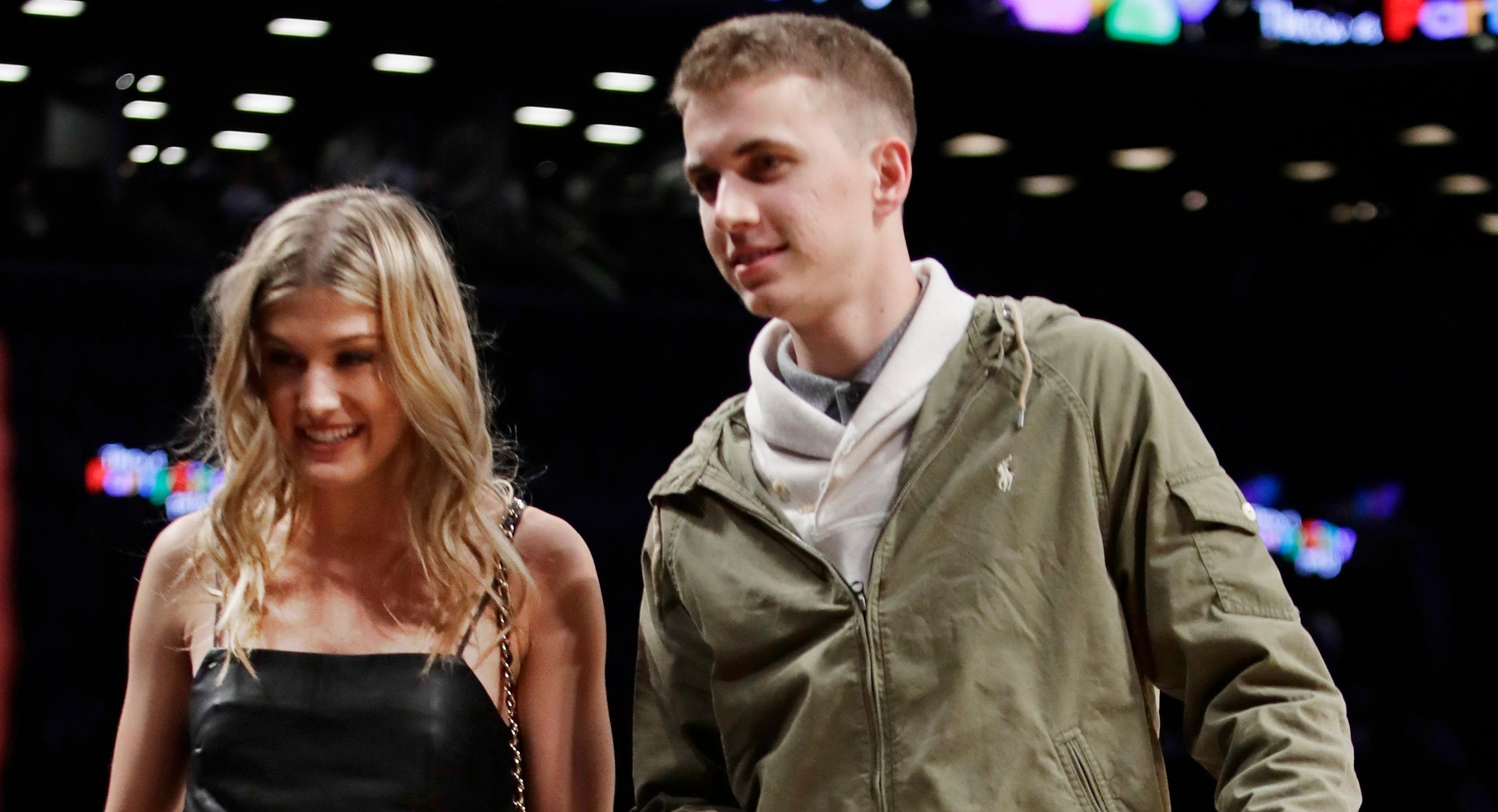 Genie Bouchard's bet may turn into Super Bowl date