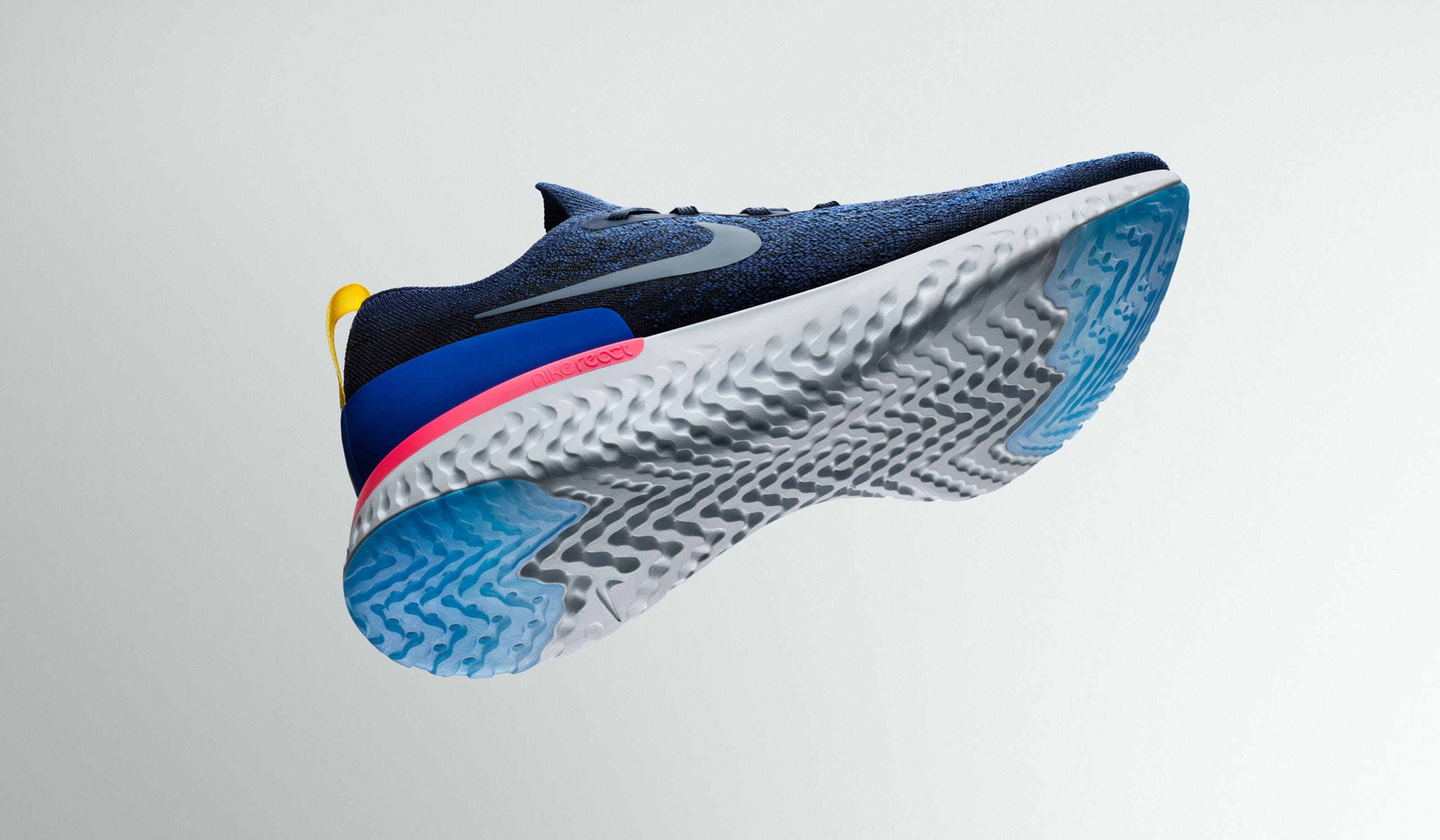 3c7d4e495a23 Nike unveils the new Epic React running shoe