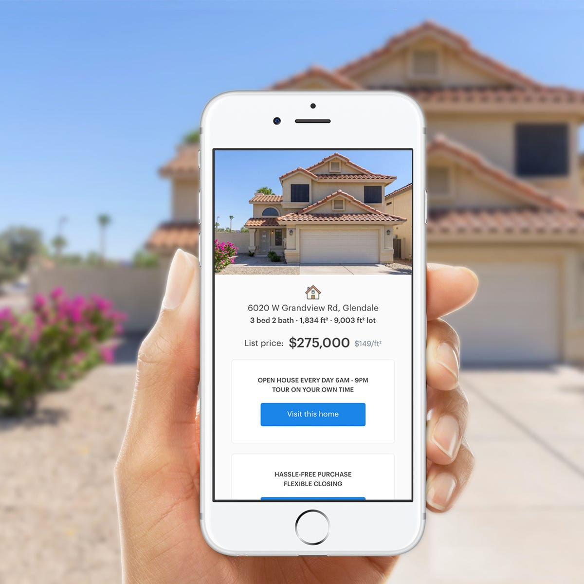 How to sell your metro Phoenix house fast with Opendoor or