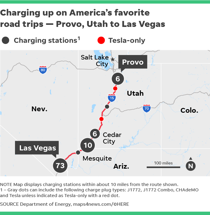 New electric cars in 2018 spark need for more charging stations