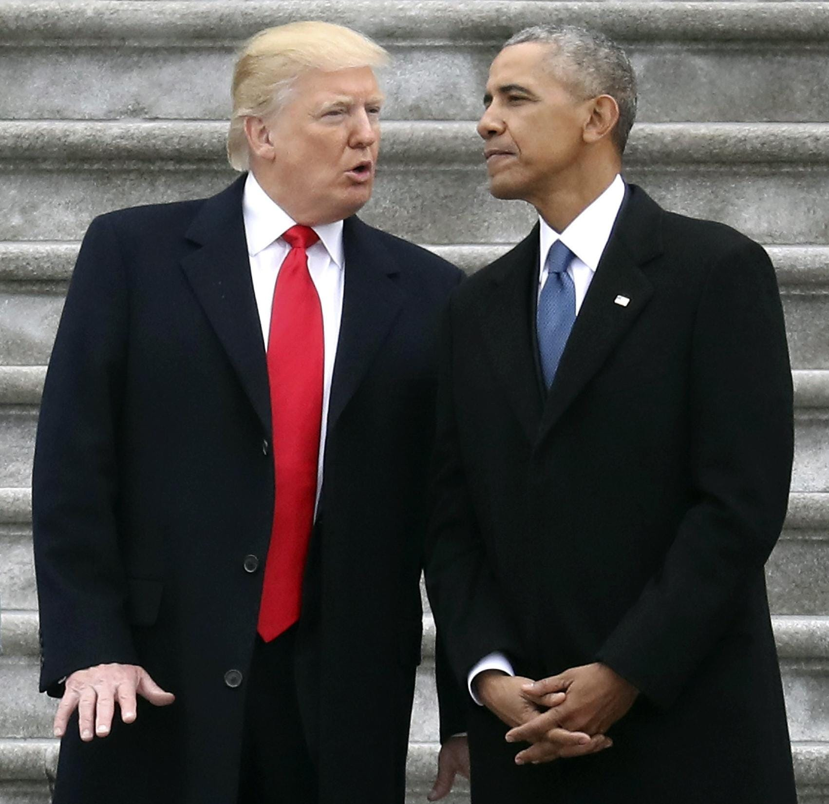 Survey finds Trump is worst president ever, Obama in top 10