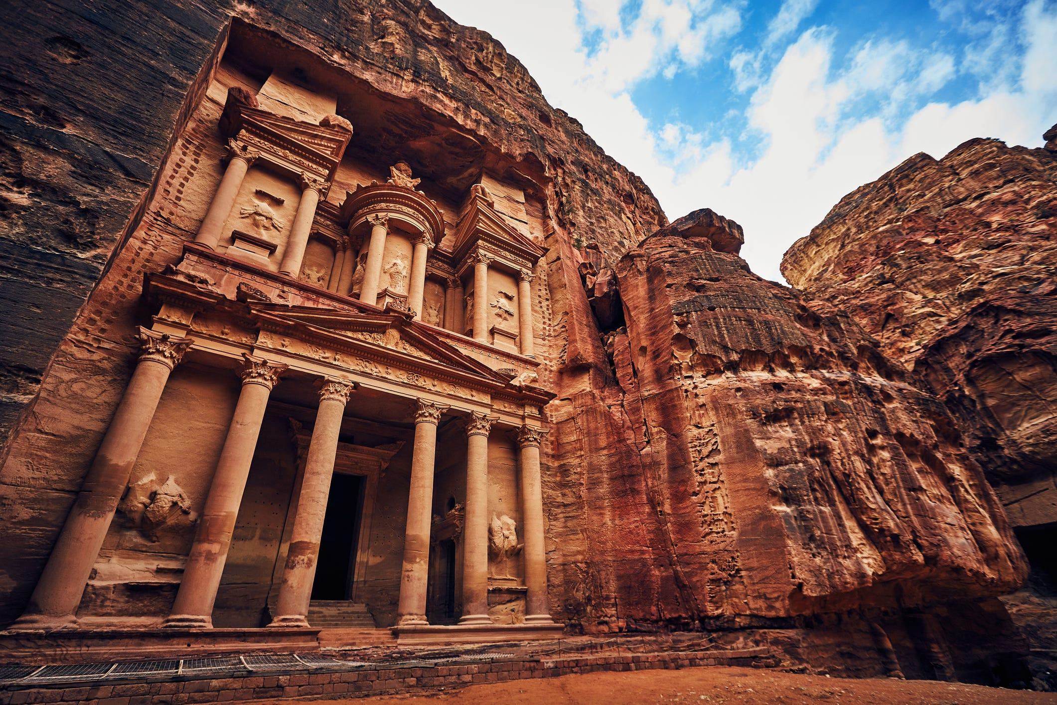 Petra, Jordan: Beautiful photos of the 'Rose City' | USA Today
