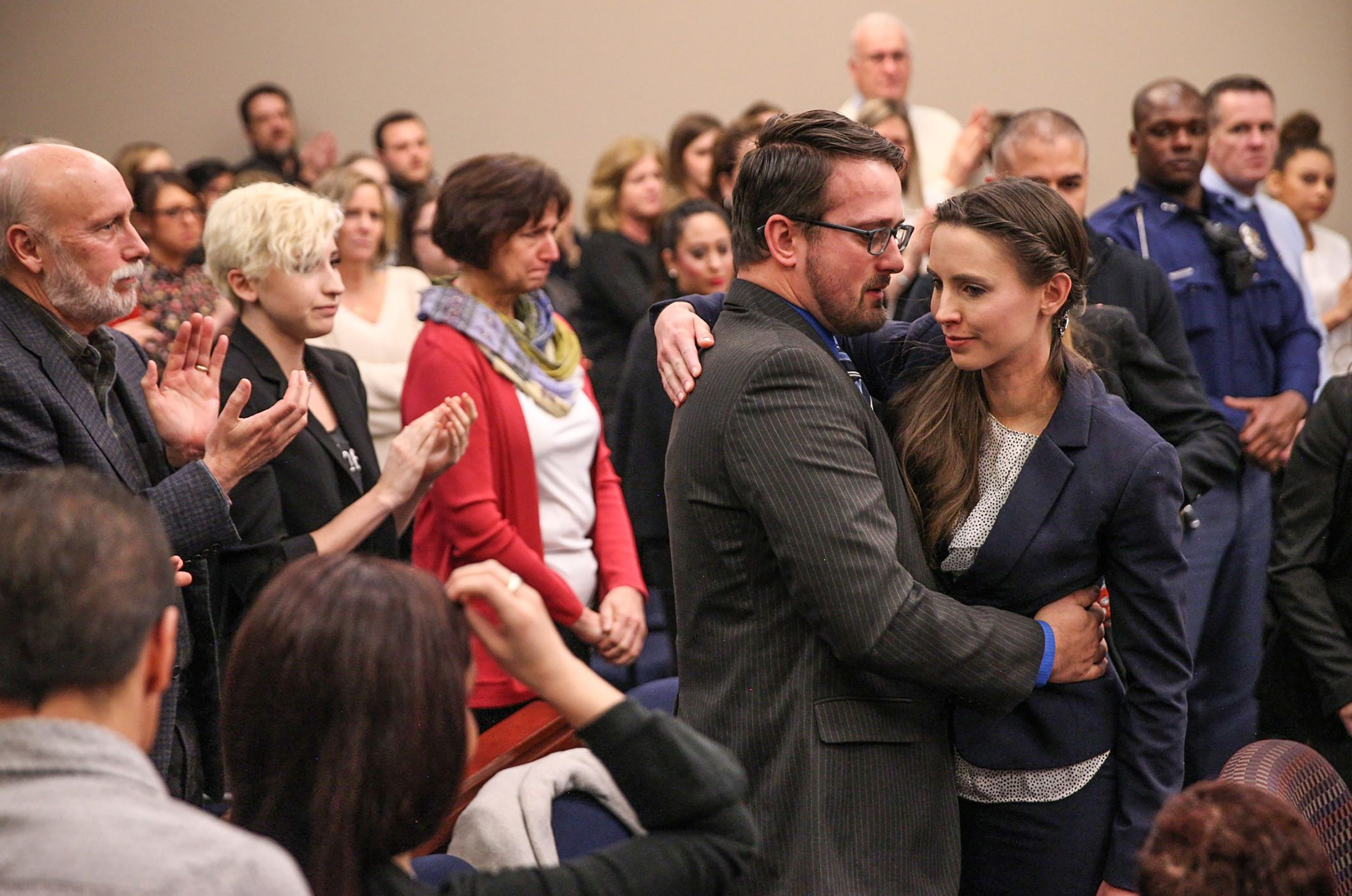 Rachael Denhollander's courage led army of Larry Nassar accusers