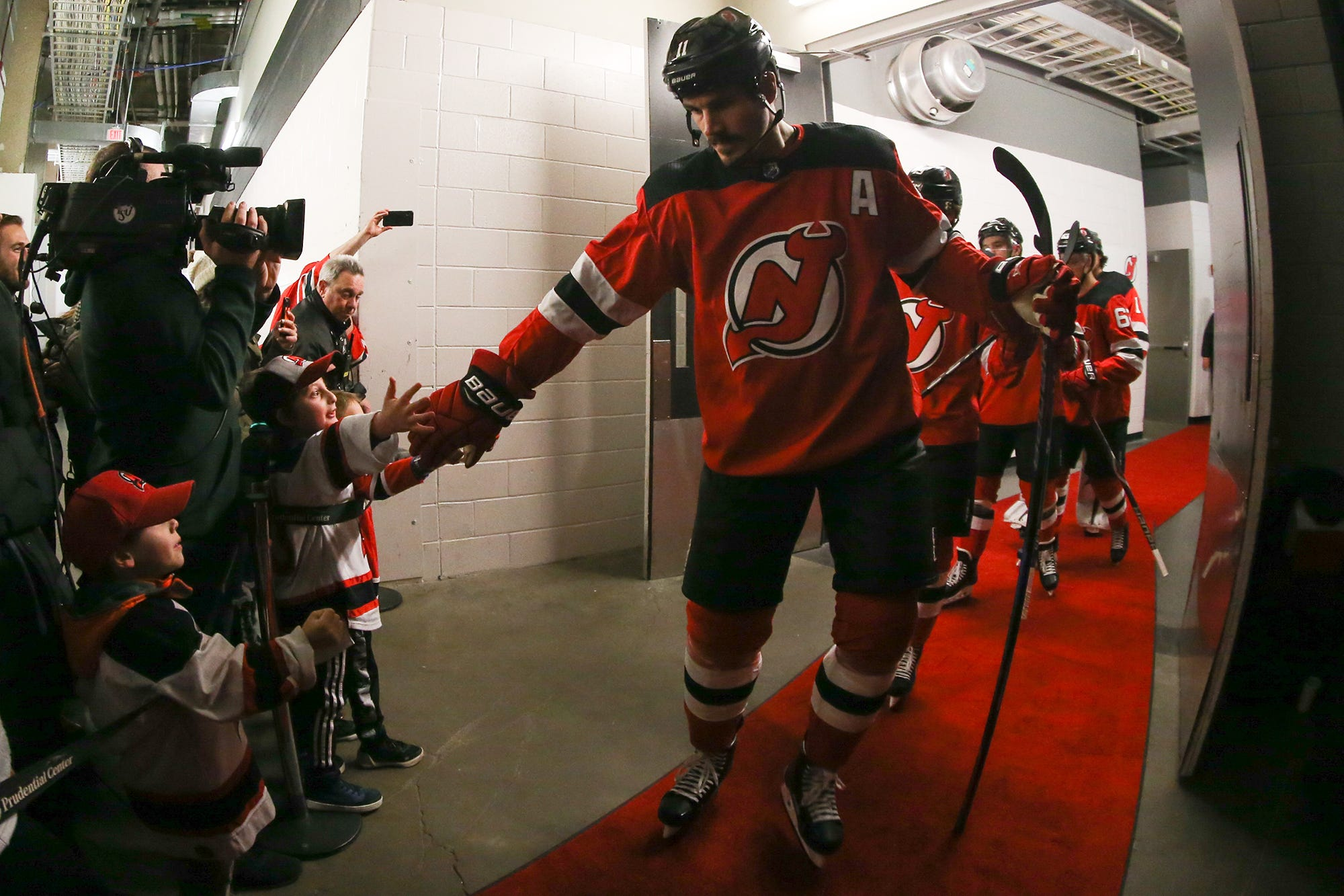 Devils' inspirational Brian Boyle named All-Star replacement