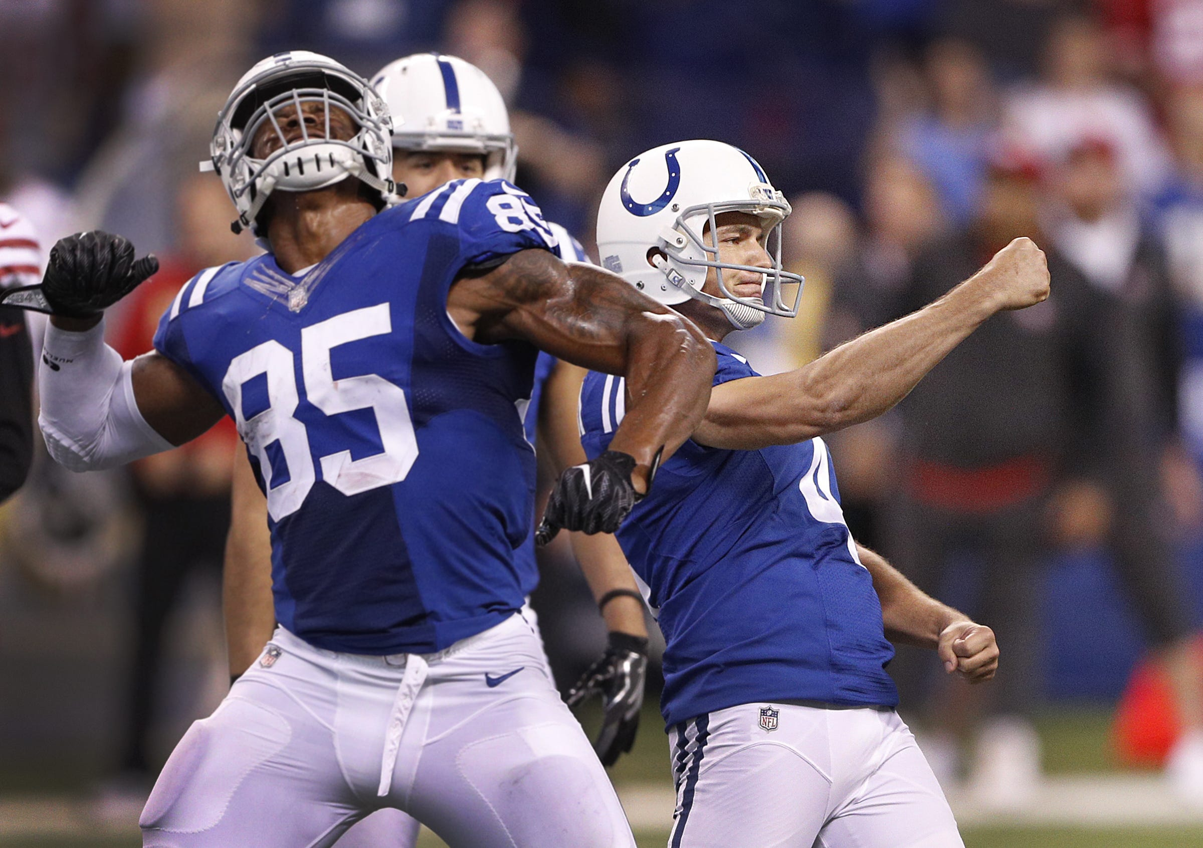 The best and worst of Adam Vinatieri's career, in his own words