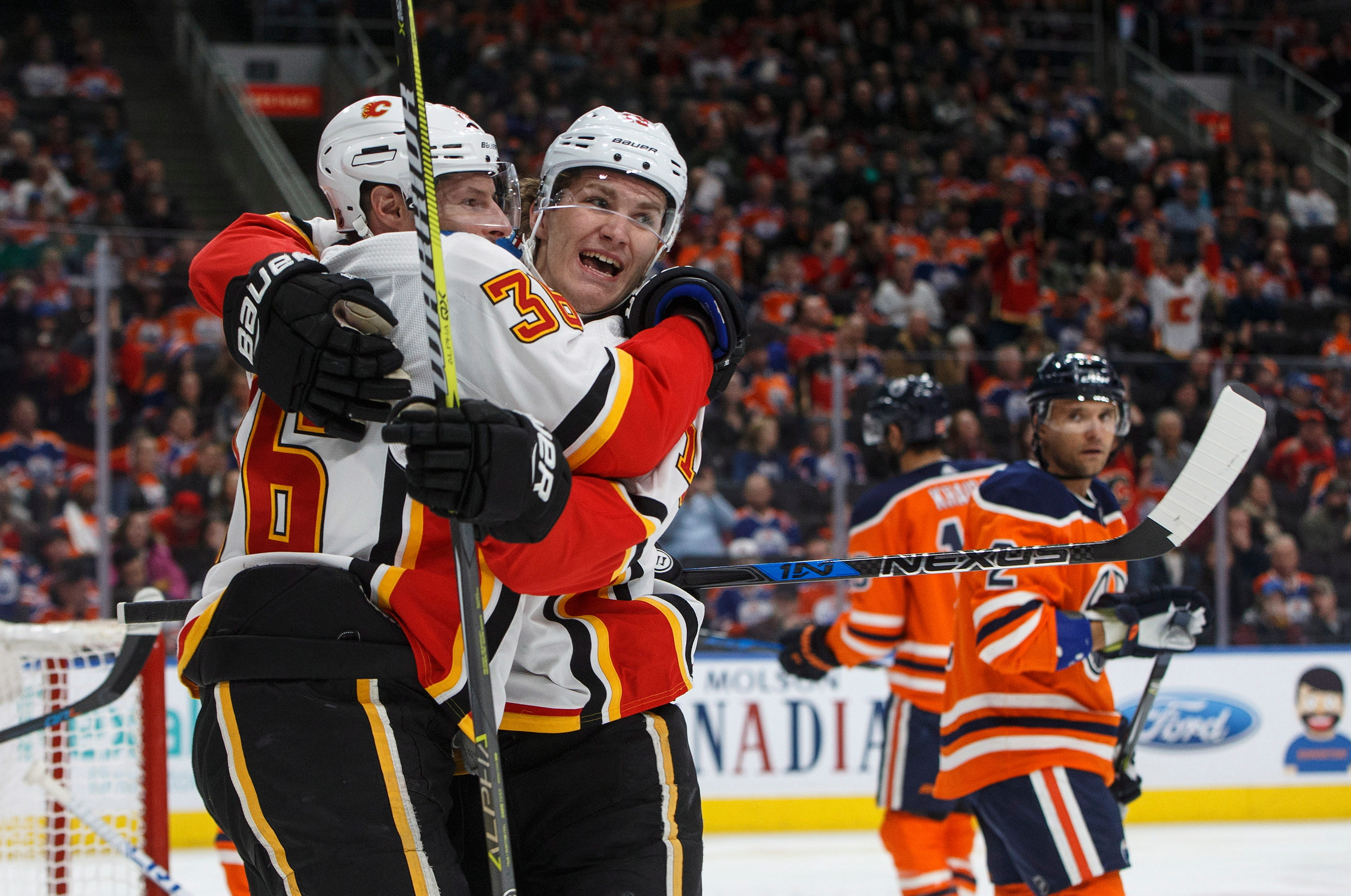 McDavid scores in shootout to lift Oilers over Flames 4-3