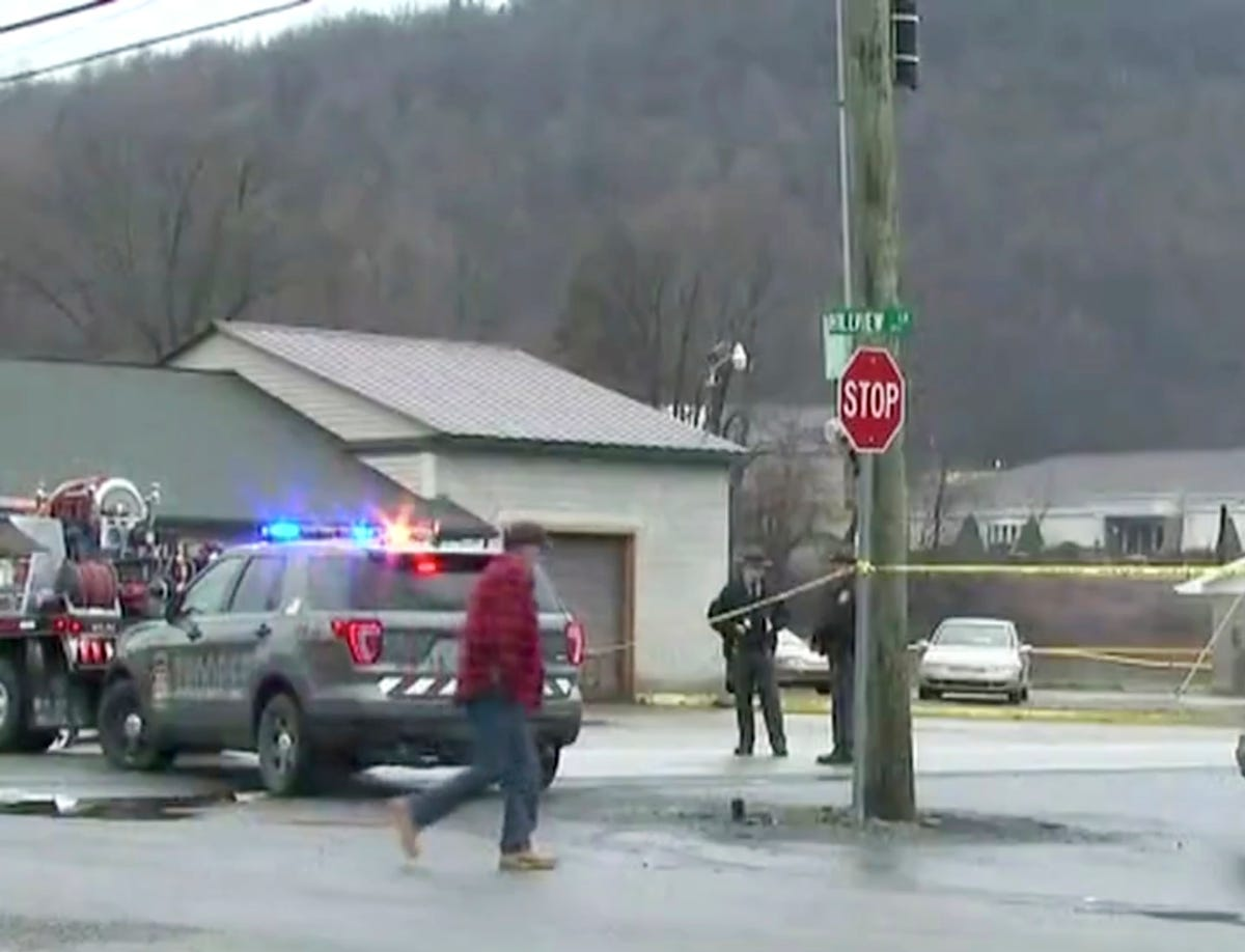 Pennsylvania car wash shooting rampage leaves 4 dead