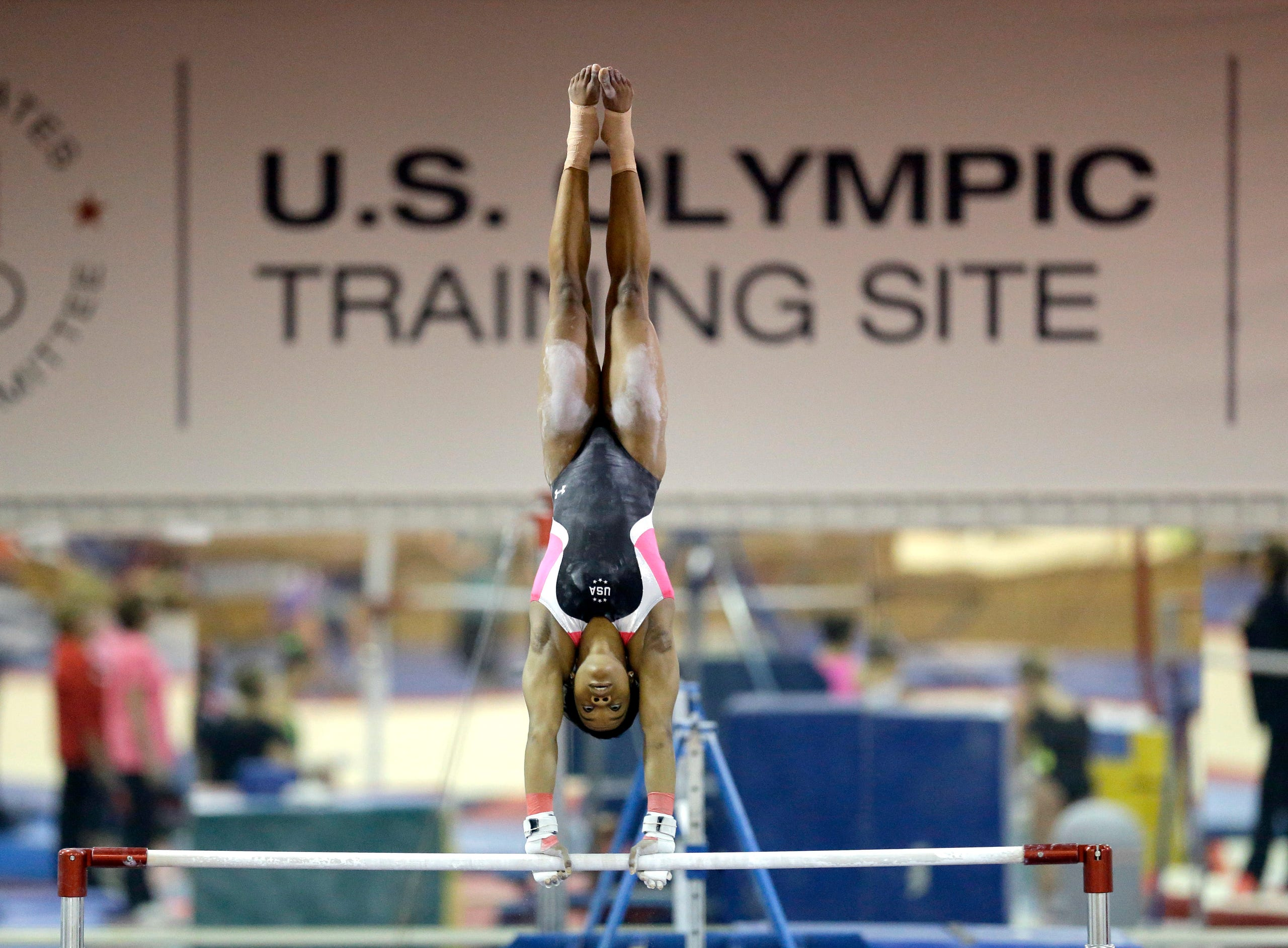 A look at Karolyi Ranch, a gymnastics training facility in Texas