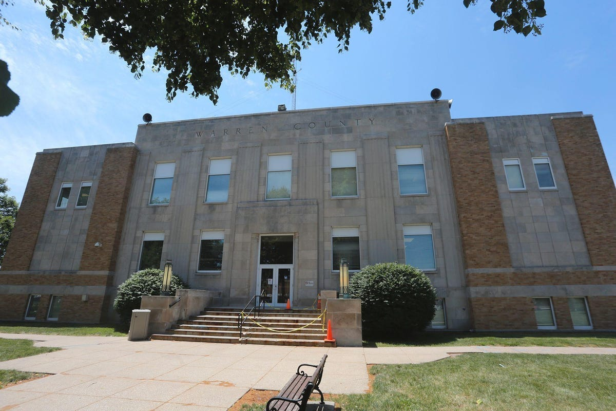 Demolition of Warren County Courthouse set to begin in May