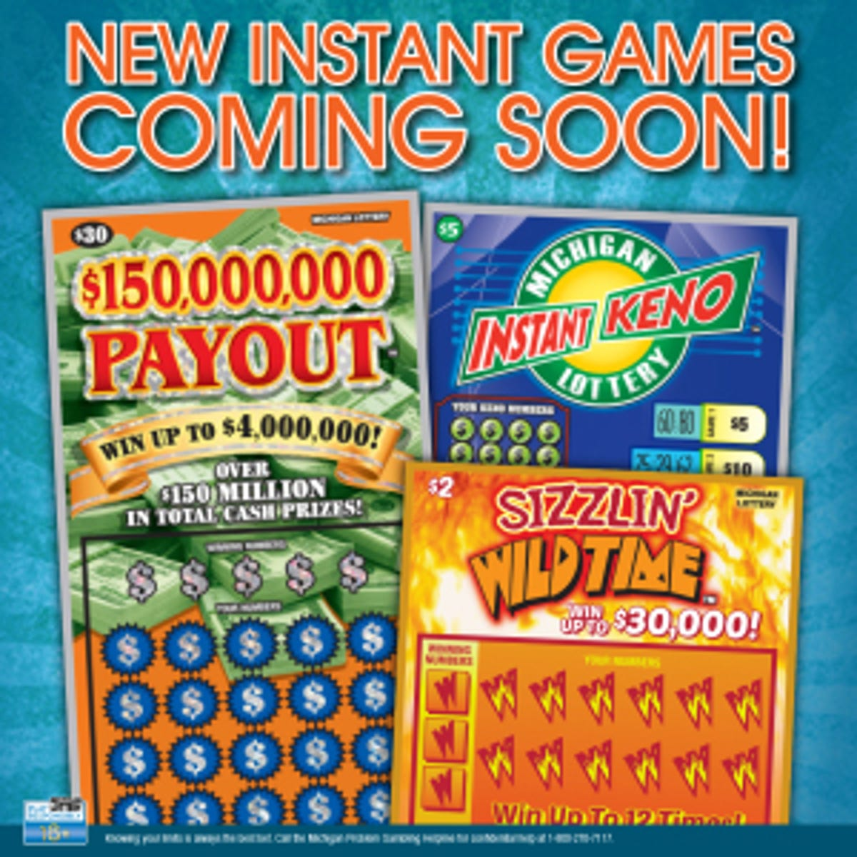 Michigan Lottery scratch-off tickets: The 3 you need to buy