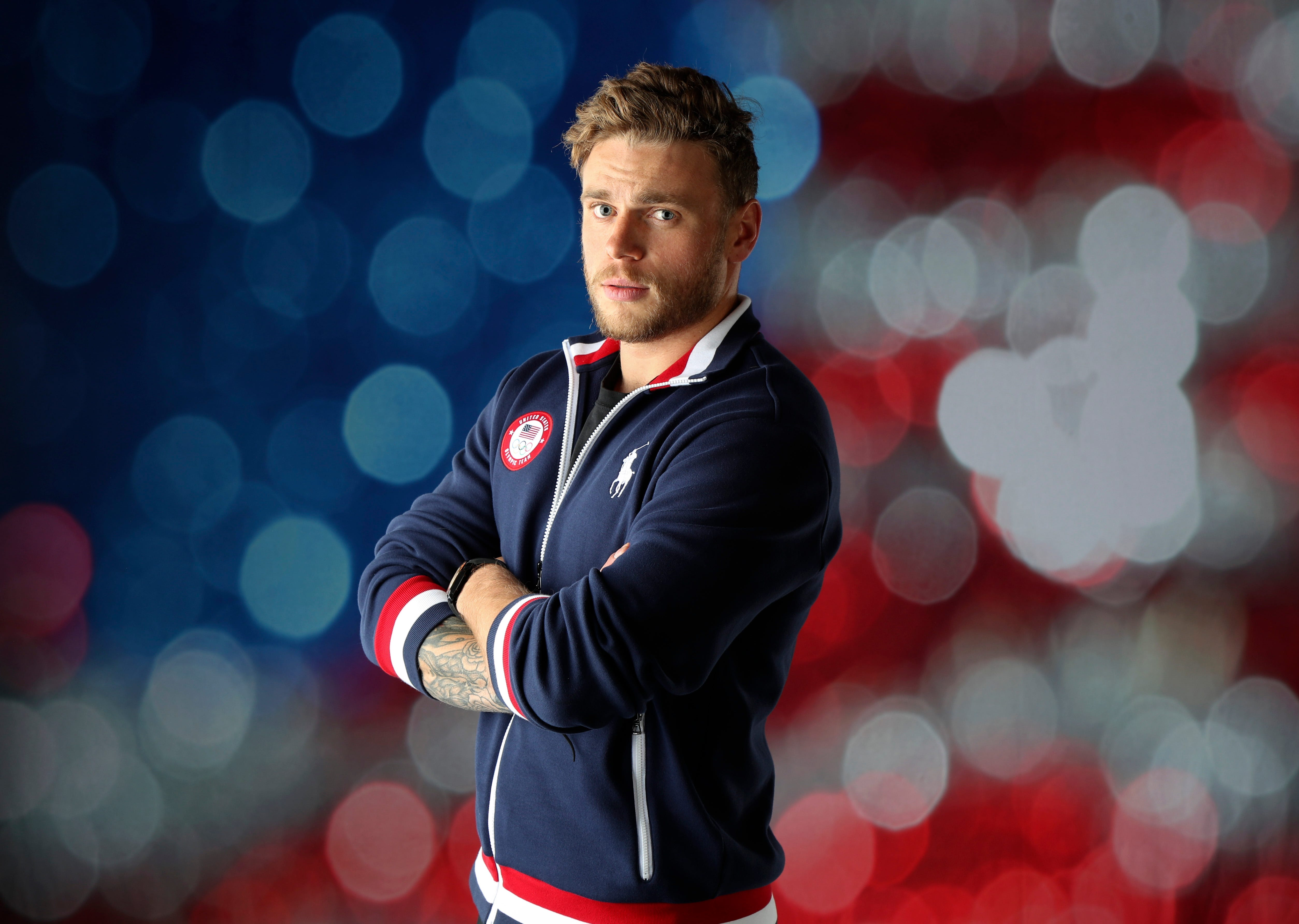 Gus Kenworthy takes shot at Mike Pence in Instagram post from Winter Olympics opening ceremony