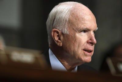 Arizona Senate candidate Kelli Ward suggests John McCain statement on ending treatment timed to hurt her campaign
