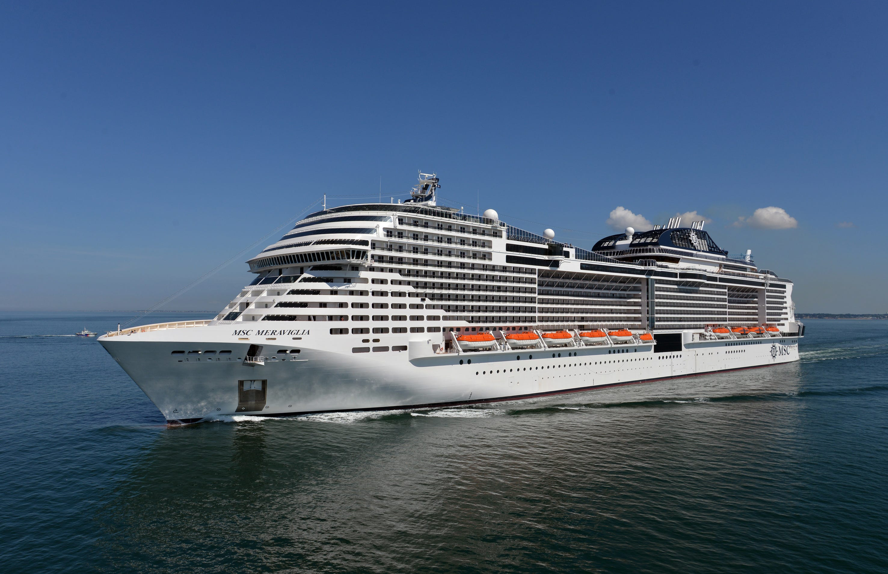 Fast-growing MSC Cruises reveals plans for a new 'ultra-luxury' division