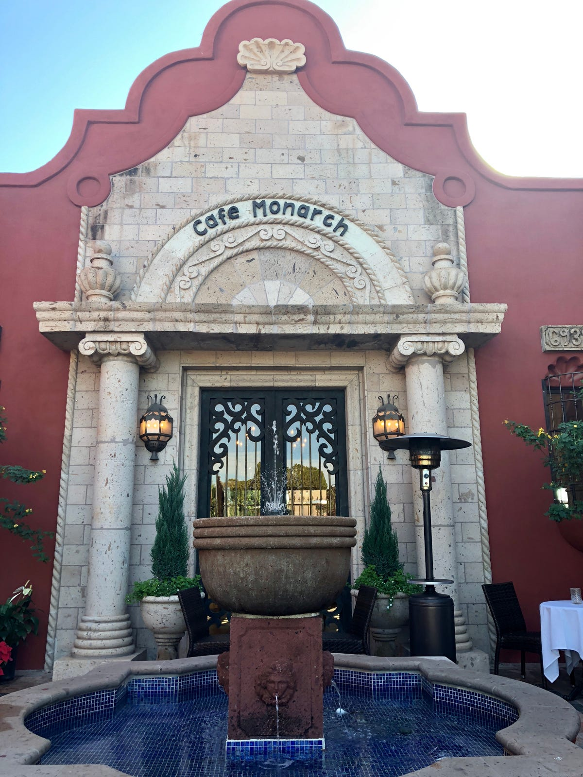 Cafe Monarch in Scottsdale is Yelp's most romantic