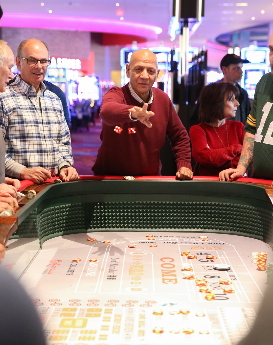 Financial struggles grow for new casino, report shows