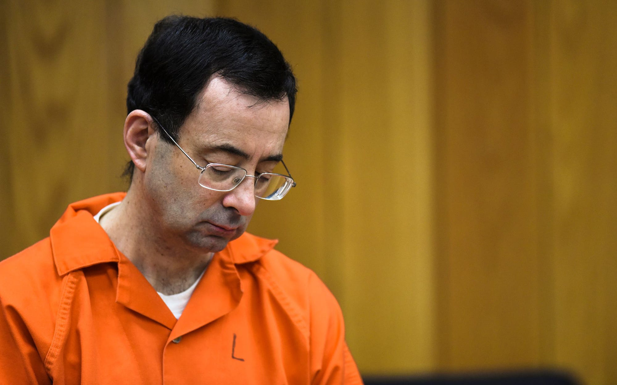 Larry Nassar now housed in federal facility in Michigan