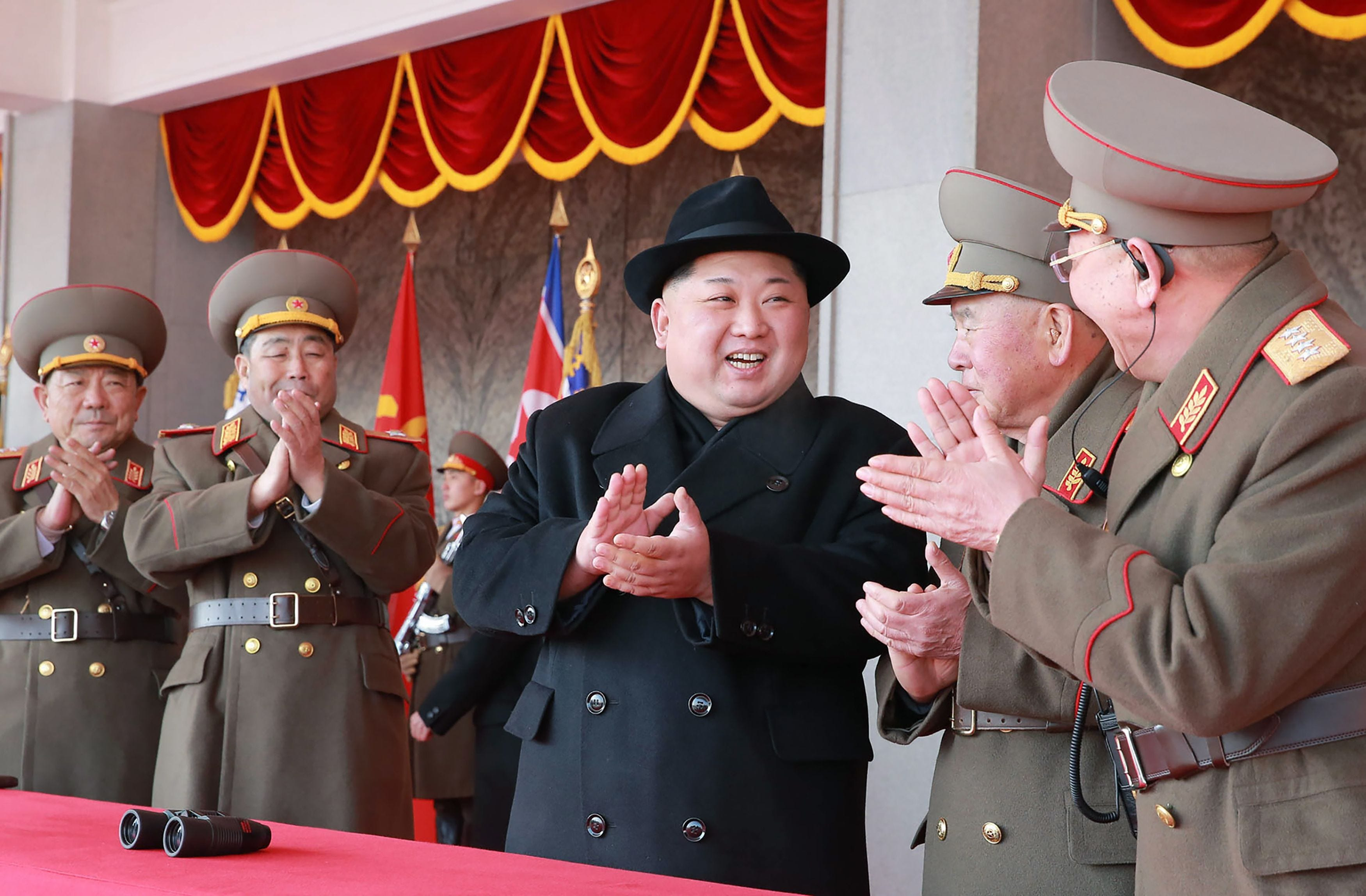 North Korea would consider abandoning its nuclear weapons program: report