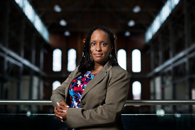 State representative Attica Scott, 45, is the first African American state representive in Kentucky in nearly 20 years. Jan. 22, 2018