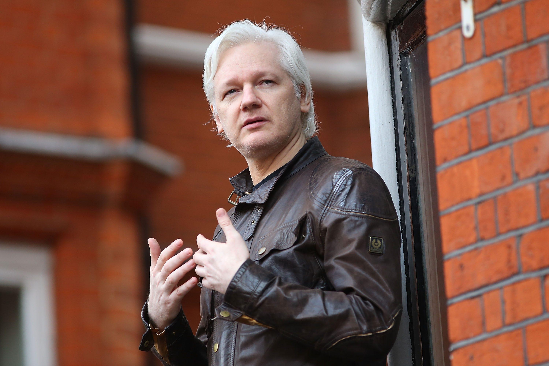Ecuador president: Enough guarantees for WikiLeaks founder Julian Assange to leave embassy, return to UK