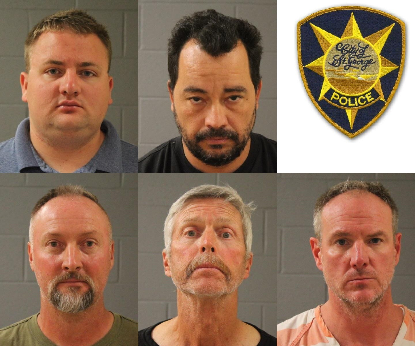 Iron County GOP treasurer, 4 others arrested in prostitution sting