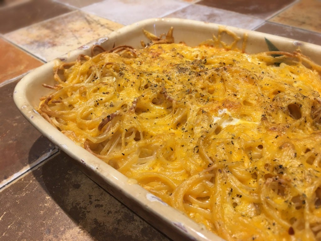 Recipe Finder: Baked cheese spaghetti two ways | The Commercial Appeal