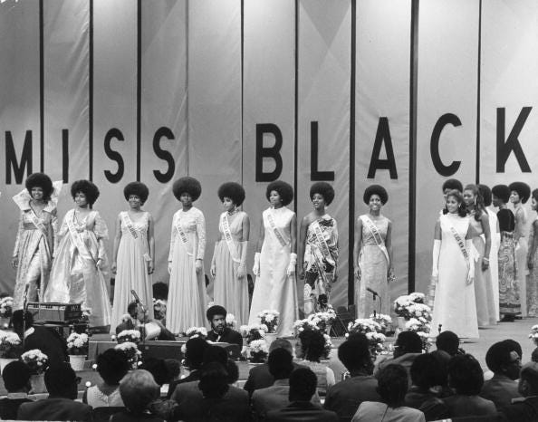 Miss Black America pageant reclaims activist roots in 'rebirth' at 50