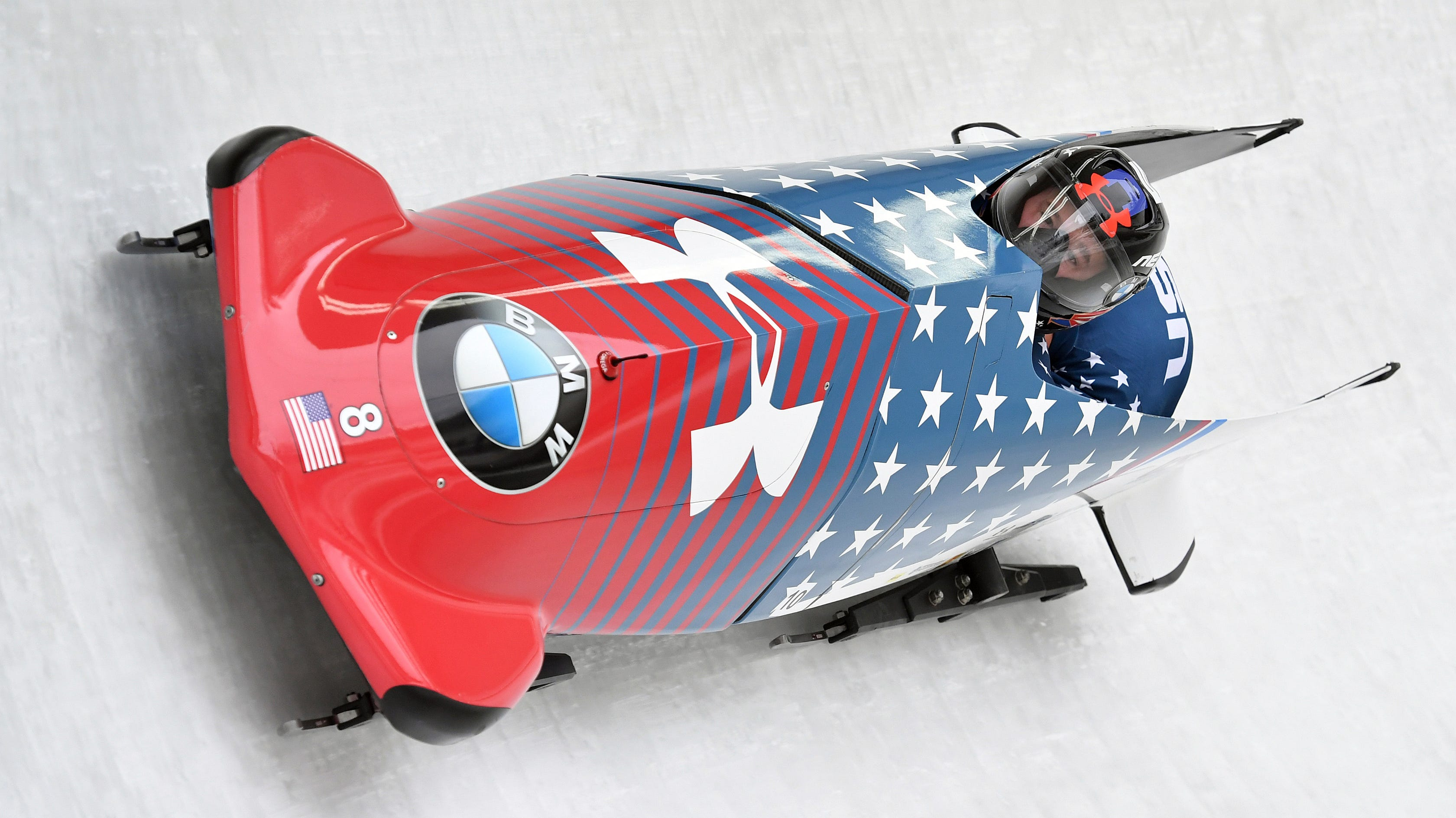 'The hardest year': USA Bobsled carries on without Holcomb