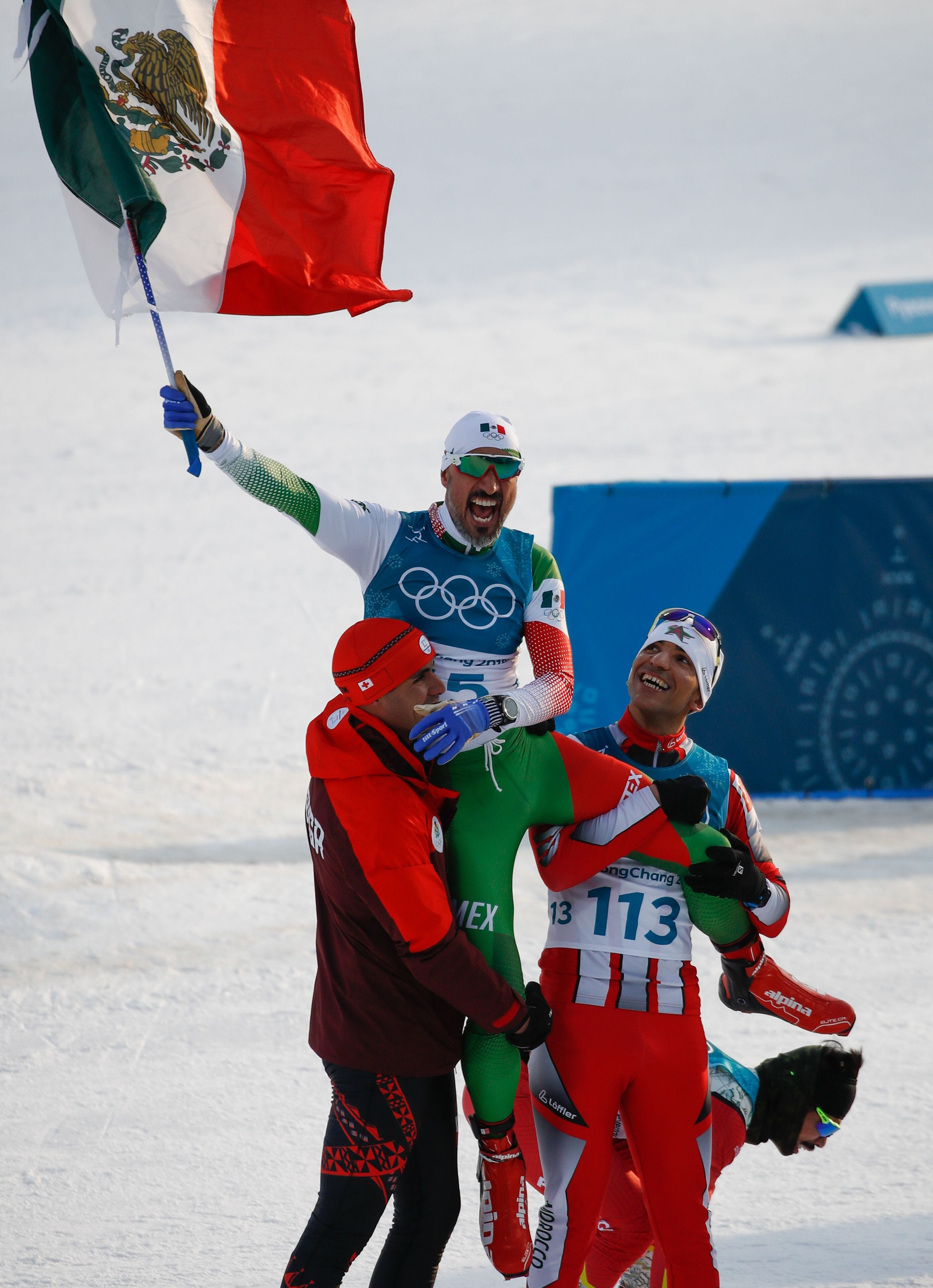 the-five-best-only-at-the-olympics-moments-from-2018-winter-games