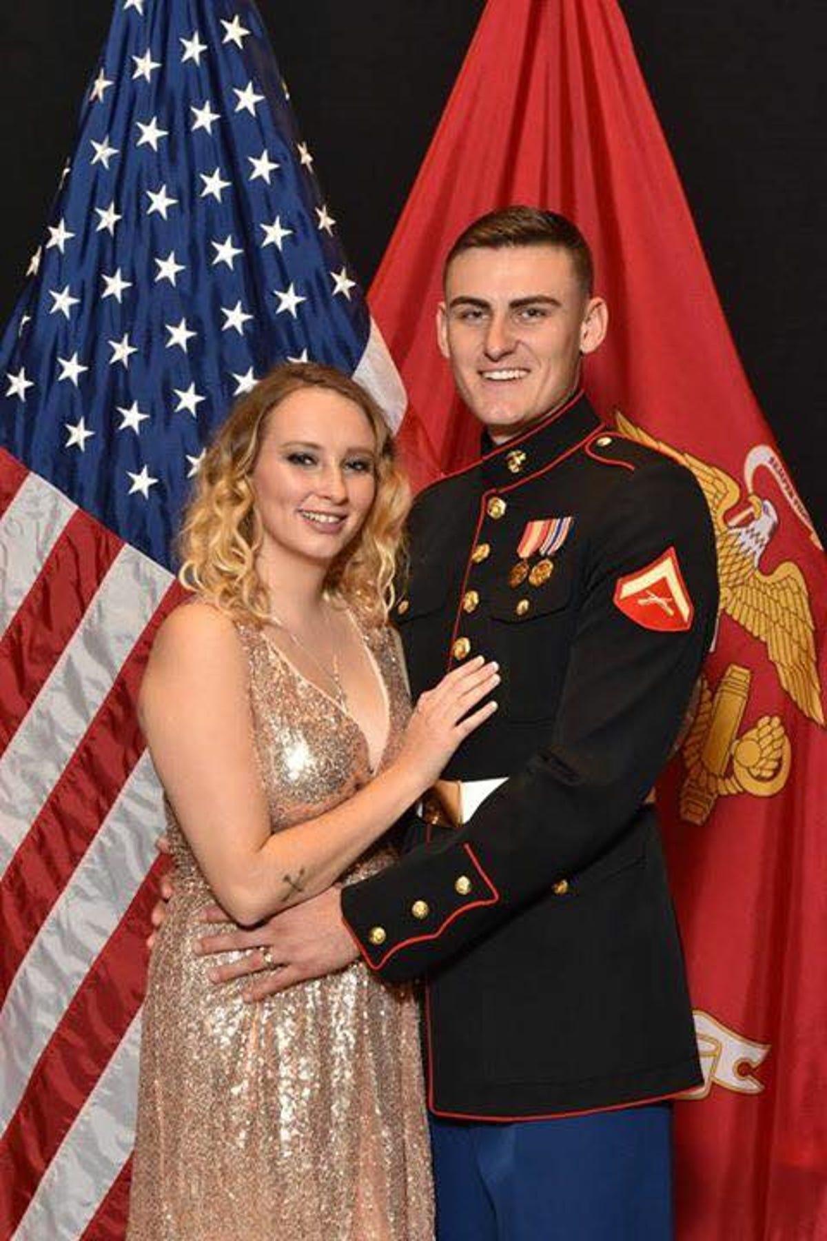 Logan Parkhurst, Marine from Greece, killed in crash in San Diego