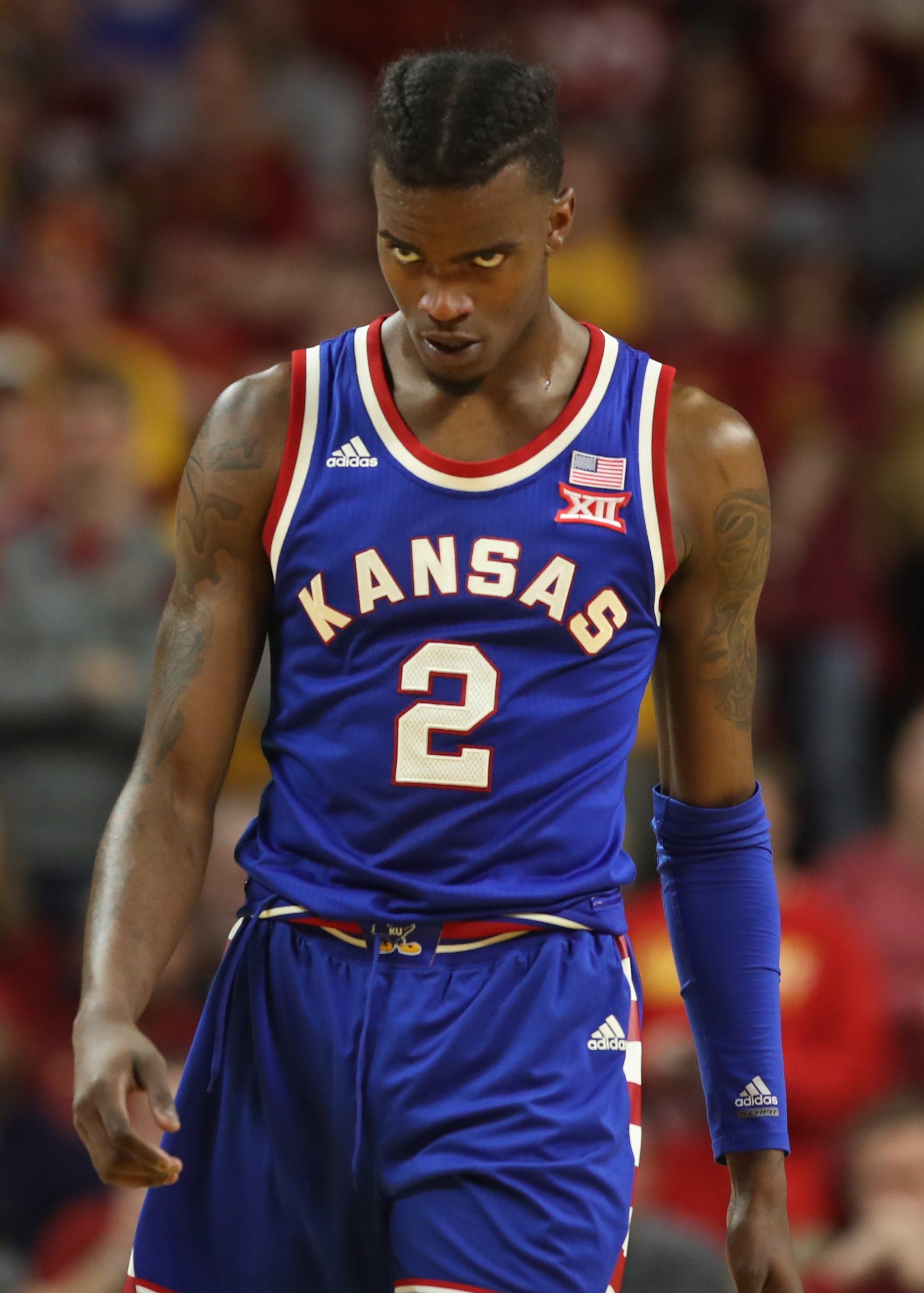 b0f4f0298b0 The post NCAA tournament bracketology  Kansas rises to No. 1