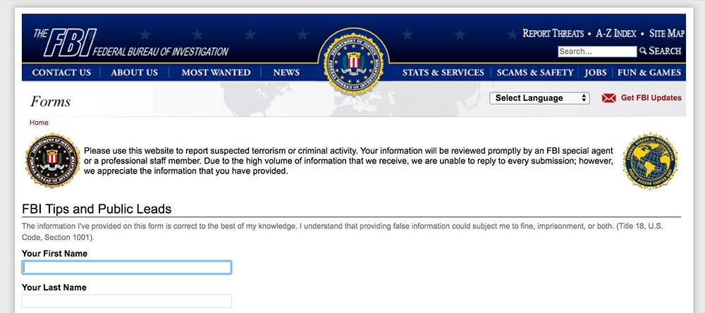 How the FBI handled two tips related to Nikolas Cruz
