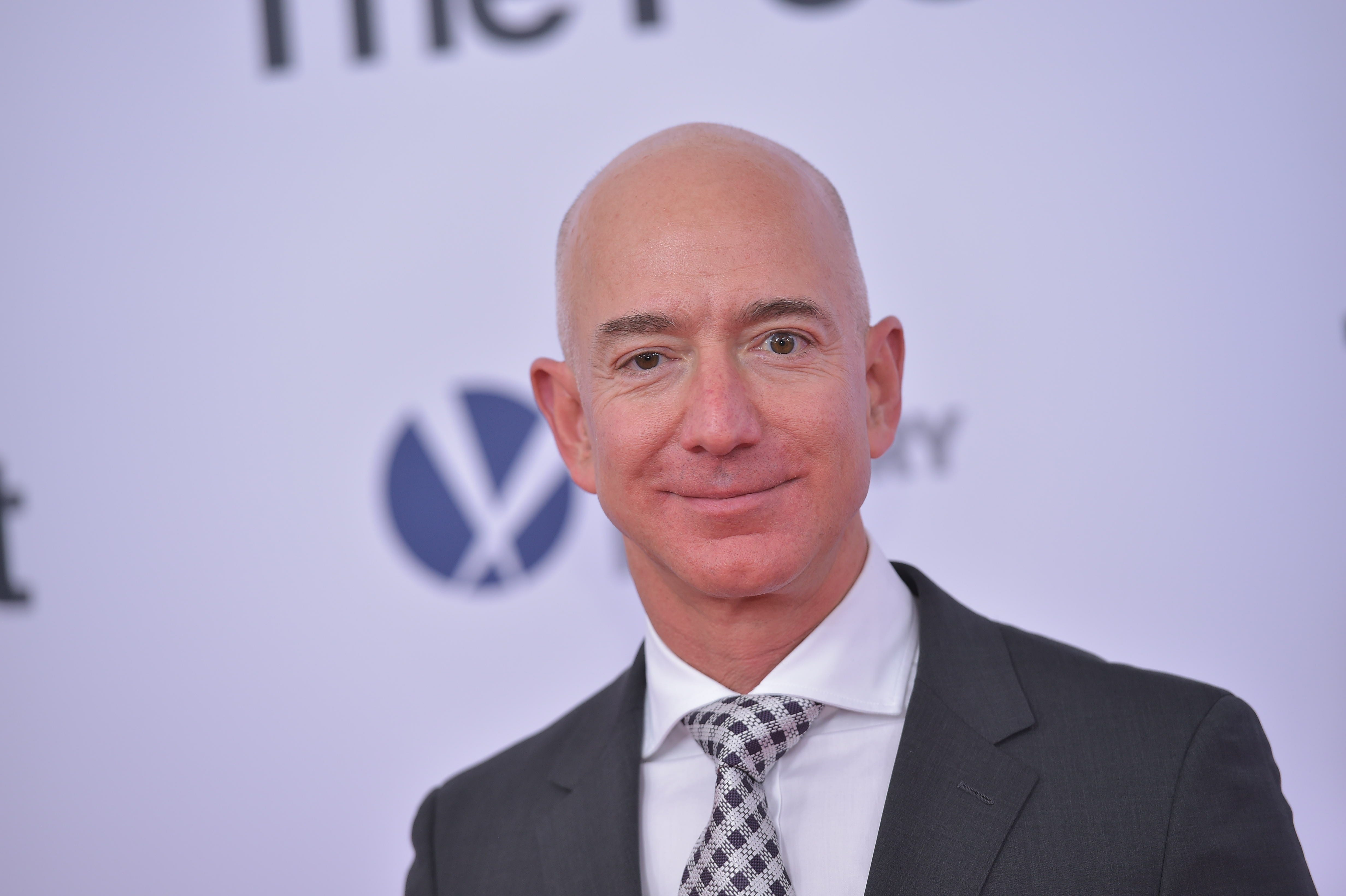 Amazon shares dive off report Trump wants to 'go after' company