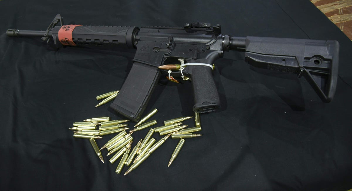 Gun control: Which guns are legal in Ohio, Kentucky? Are