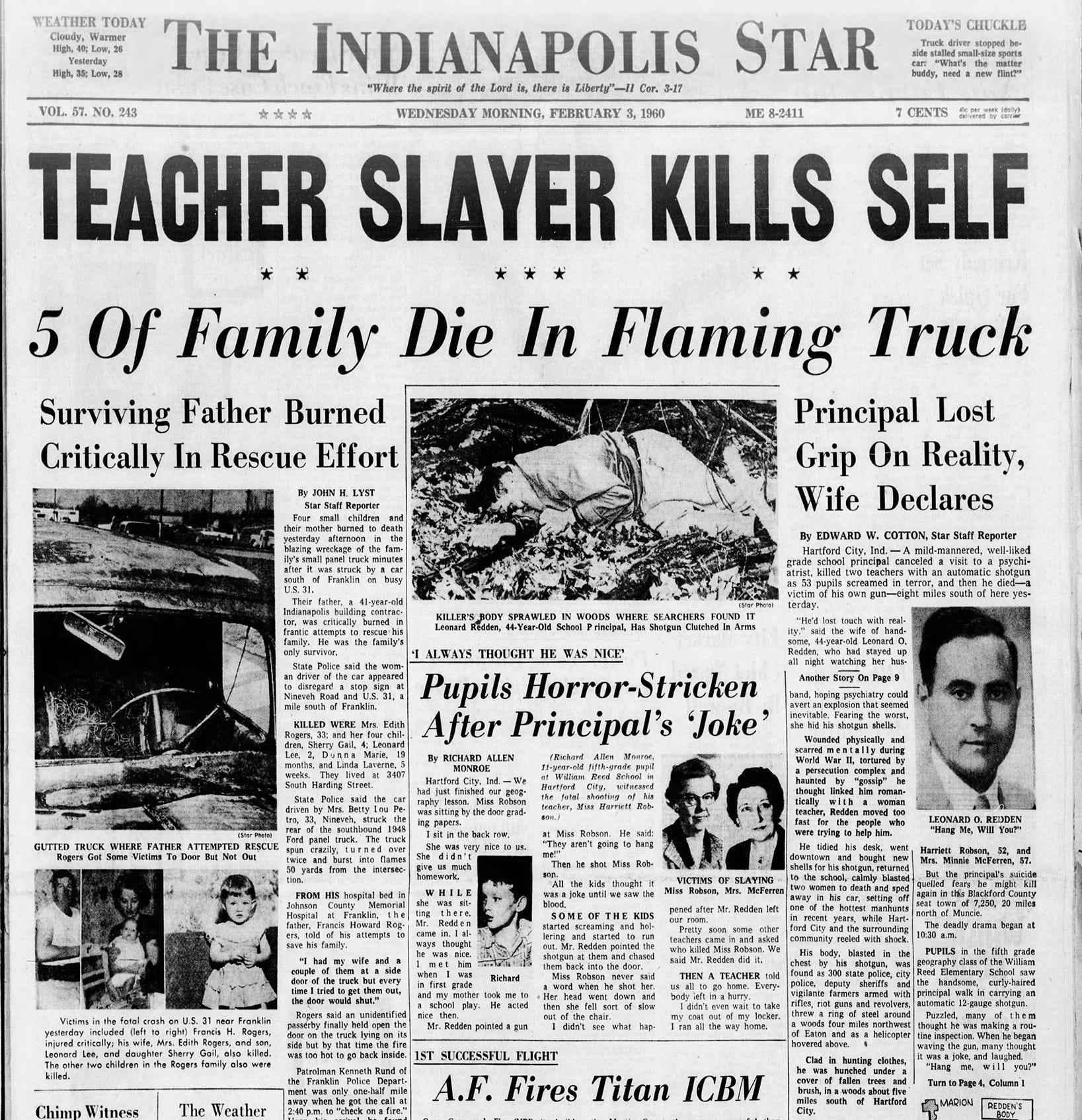List Of School Shootings In Indiana