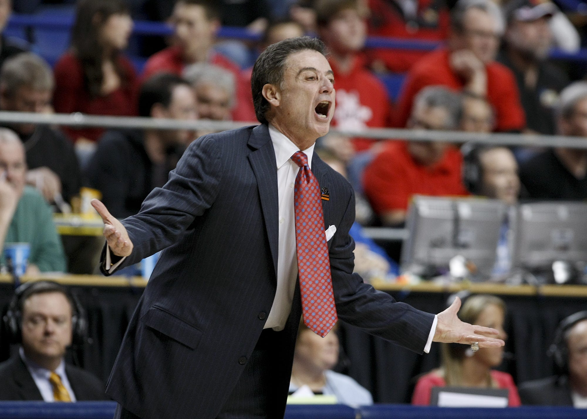 Live stream: Former Louisville coach Rick Pitino discusses his career and legacy