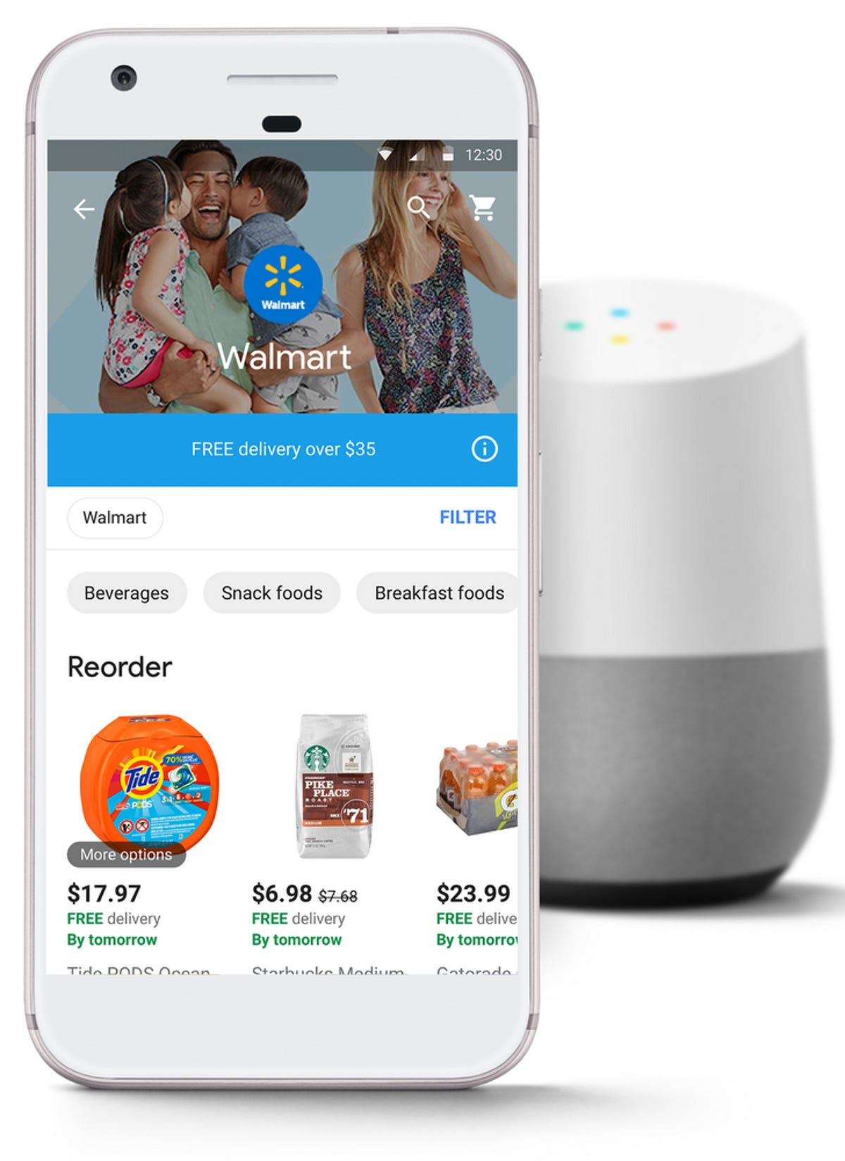 Is Amazon Prime Now a better deal than Instacart, Walmart