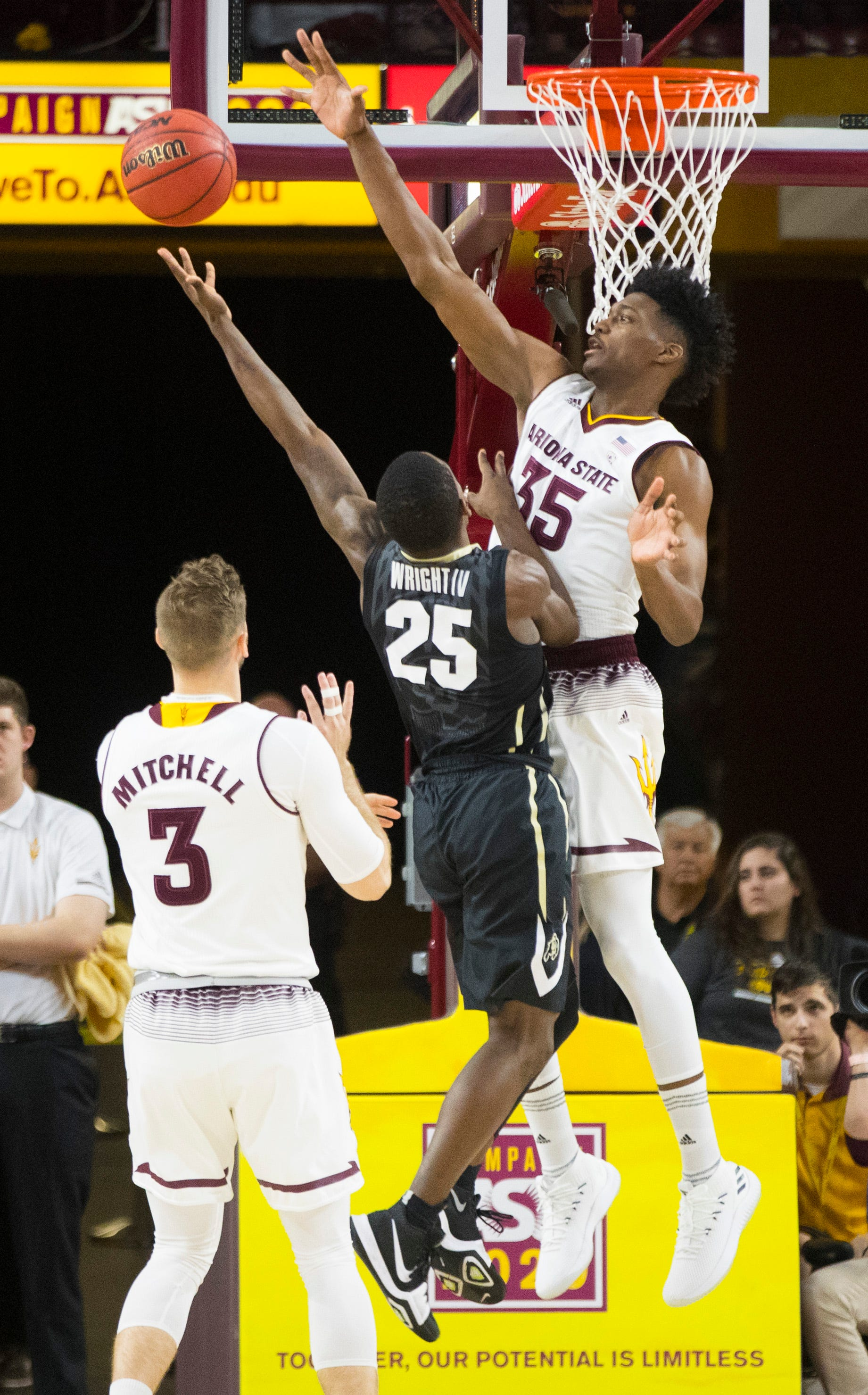 ASU basketball hopes to use tenacious defensive effort