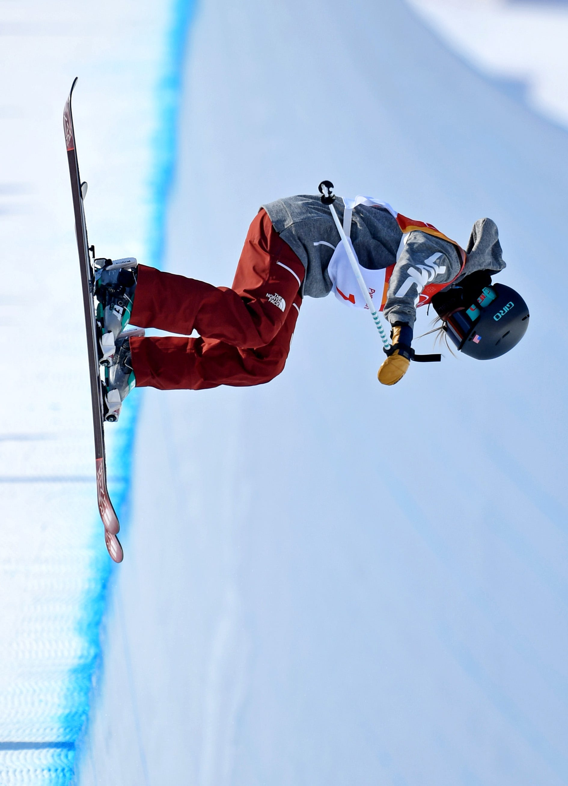 2018 Winter Olympics: Halfpipe wins rave reviews from skiers and snowboarders