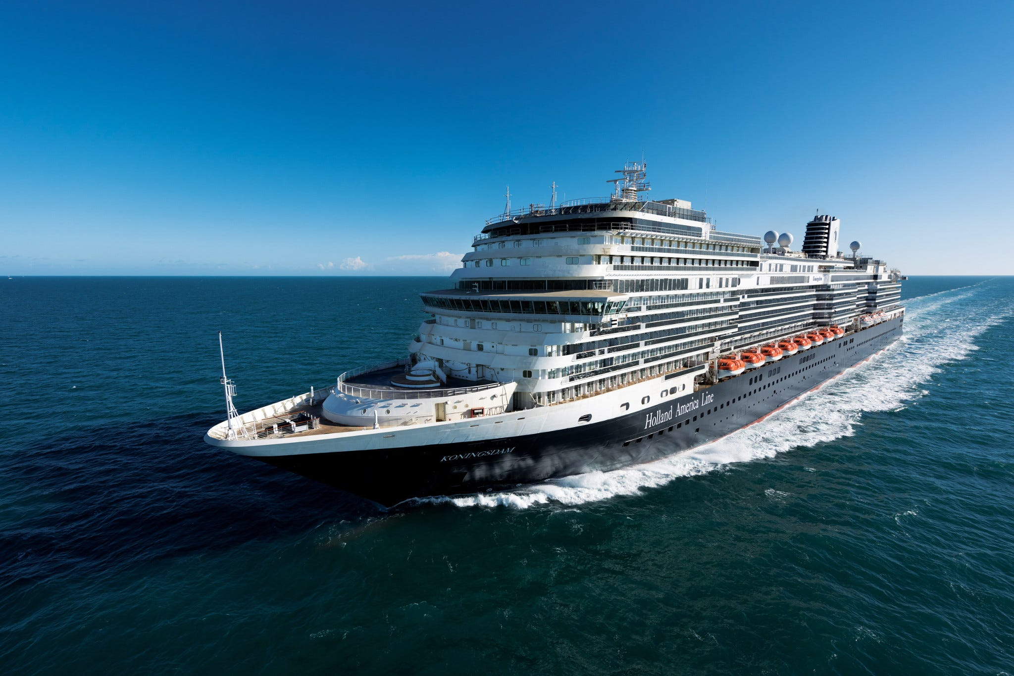 Holland America is latest cruise line to hike daily service charges on ships